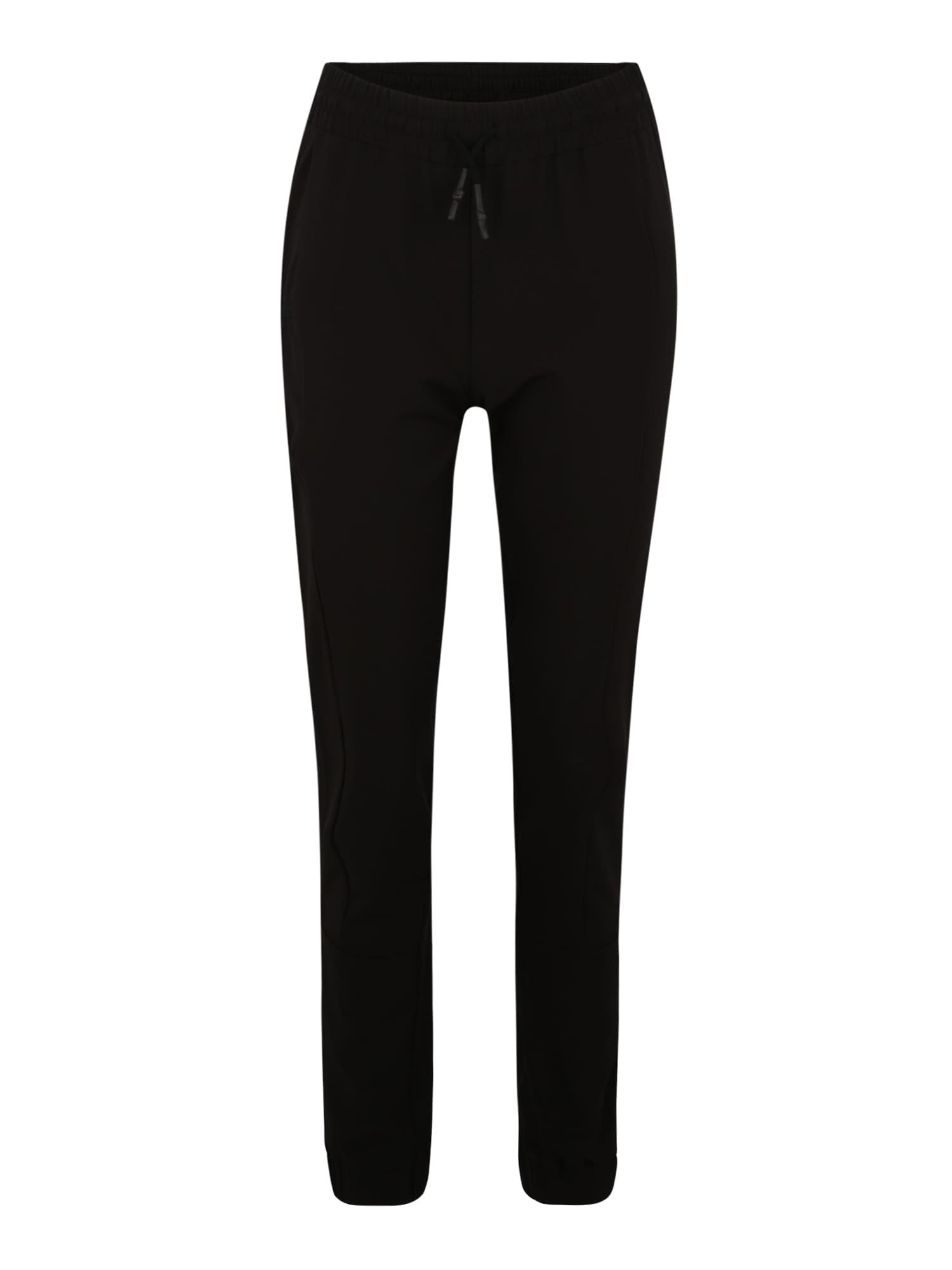 Sportovní kalhoty ELLE černá ICEPEAK