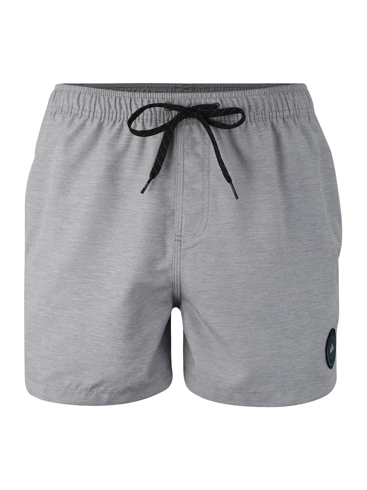 Plavecké šortky Everyday 15 Volley šedá QUIKSILVER