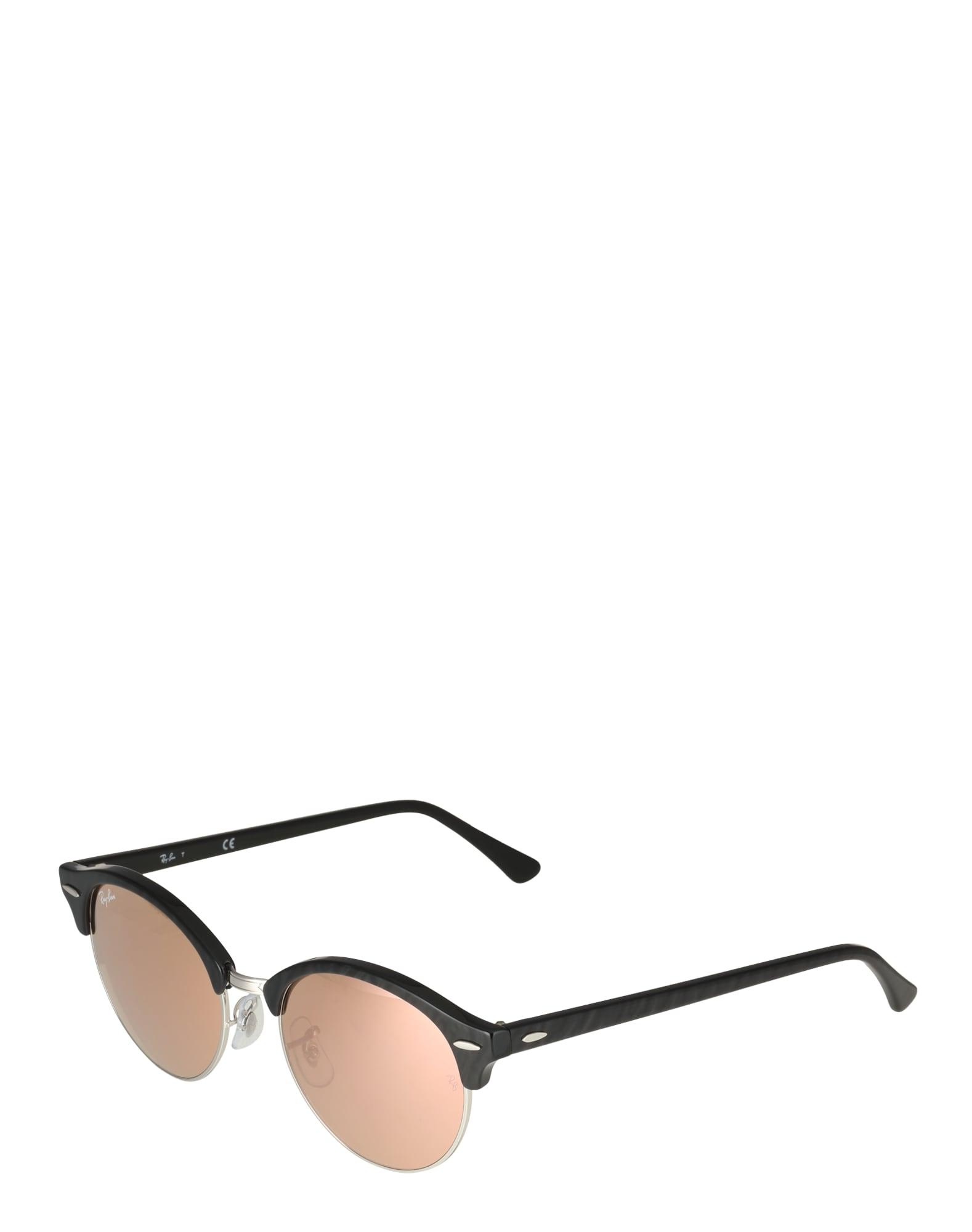 Sluneční brýle Clubround pink černá Ray-Ban