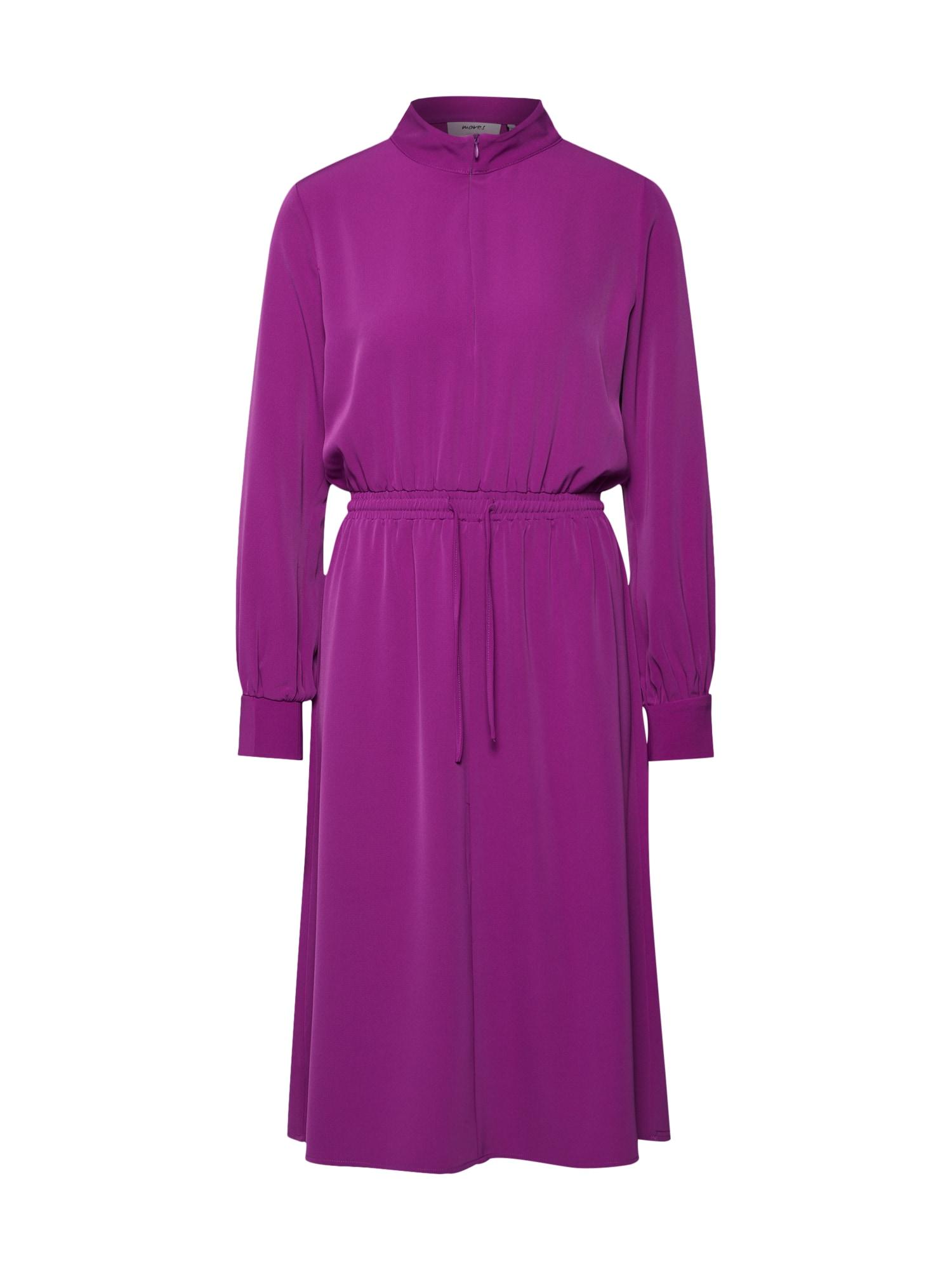 Šaty Flovera fialová Moves