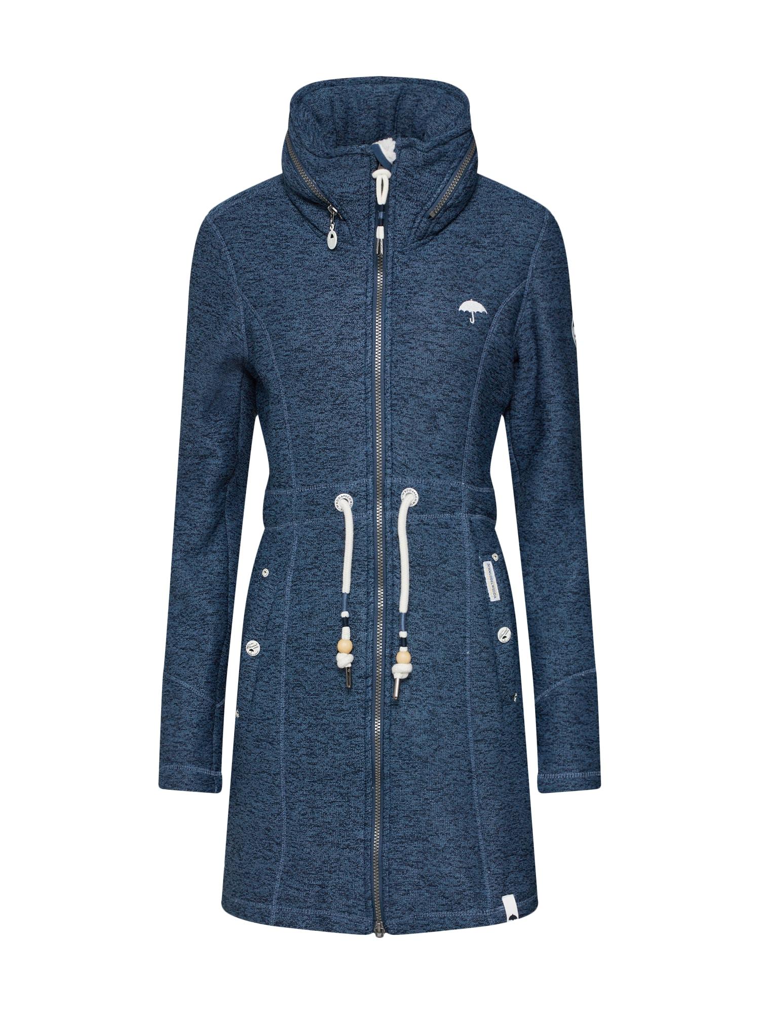 Přechodný kabát chladná modrá Schmuddelwedda