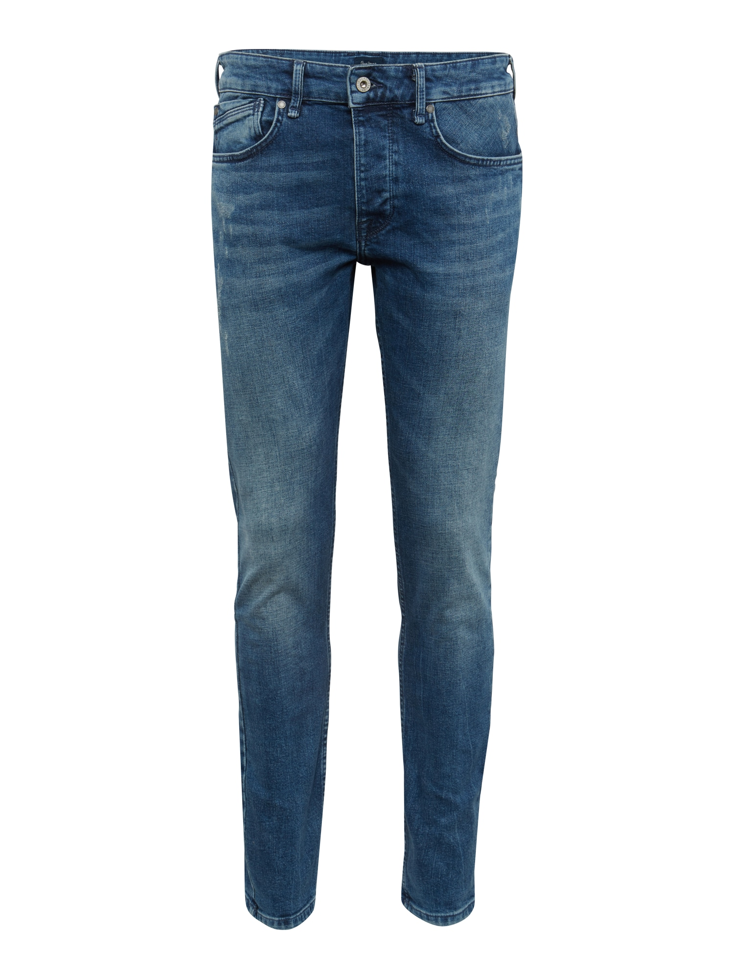 Pepe Jeans Heren Jeans ZINC URBAN DARK blue denim