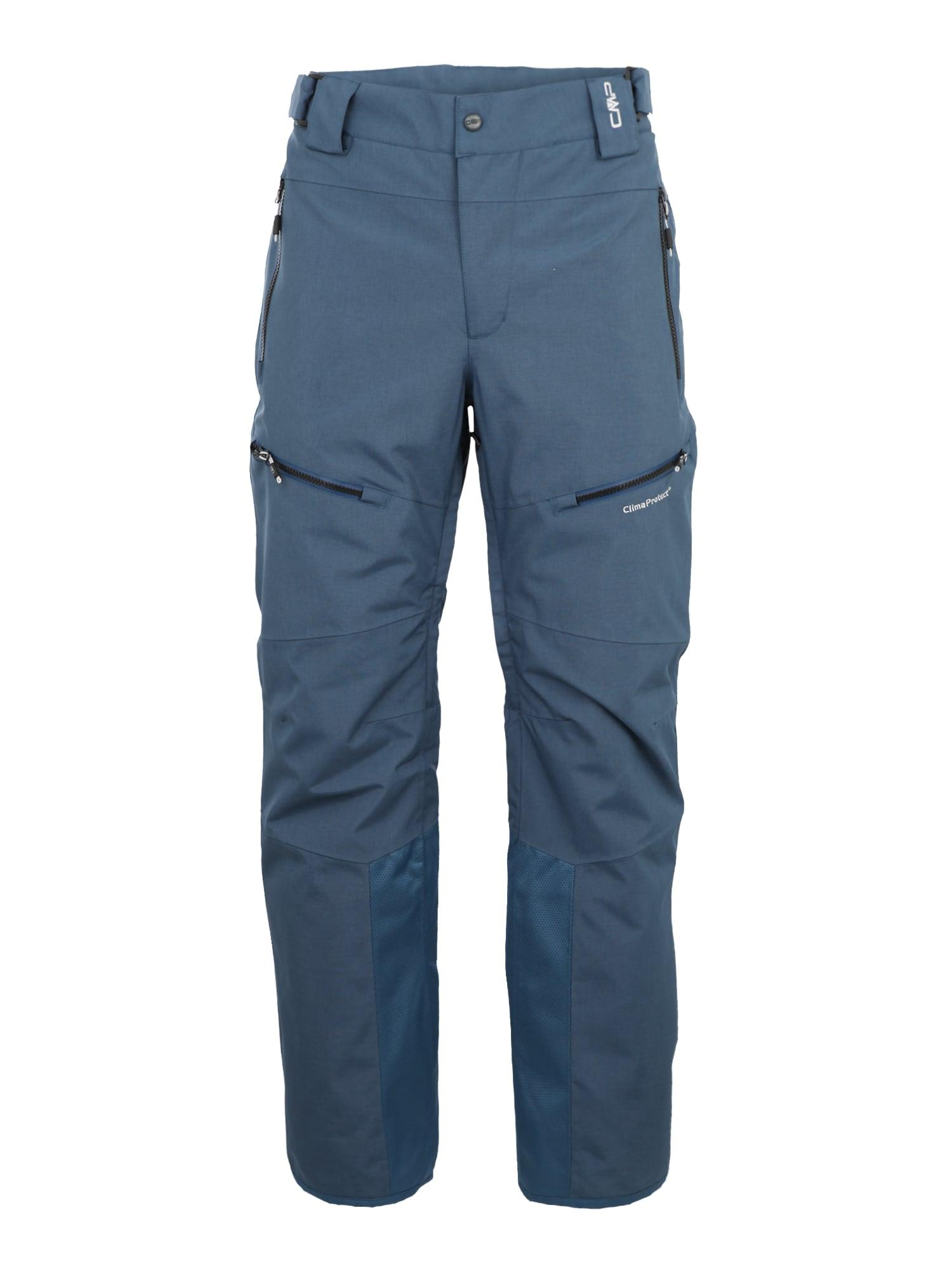 Outdoorové kalhoty modrá CMP