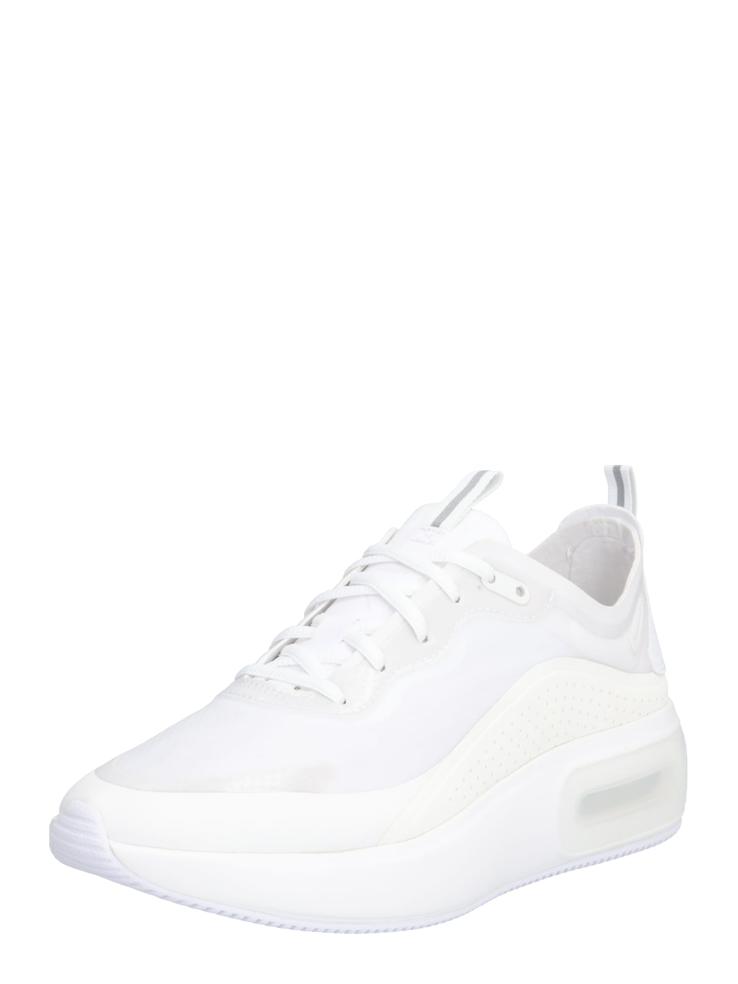 Nike Sportswear, Dames Sneakers laag 'Nike Air Max Dia SE', zilver / wit