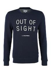 Softes Sweatshirt mit Wording