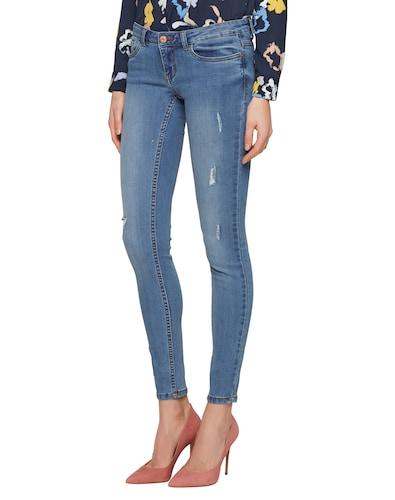 #Noisy #May #Damen #Jeans #´Eve´ #blue #denim