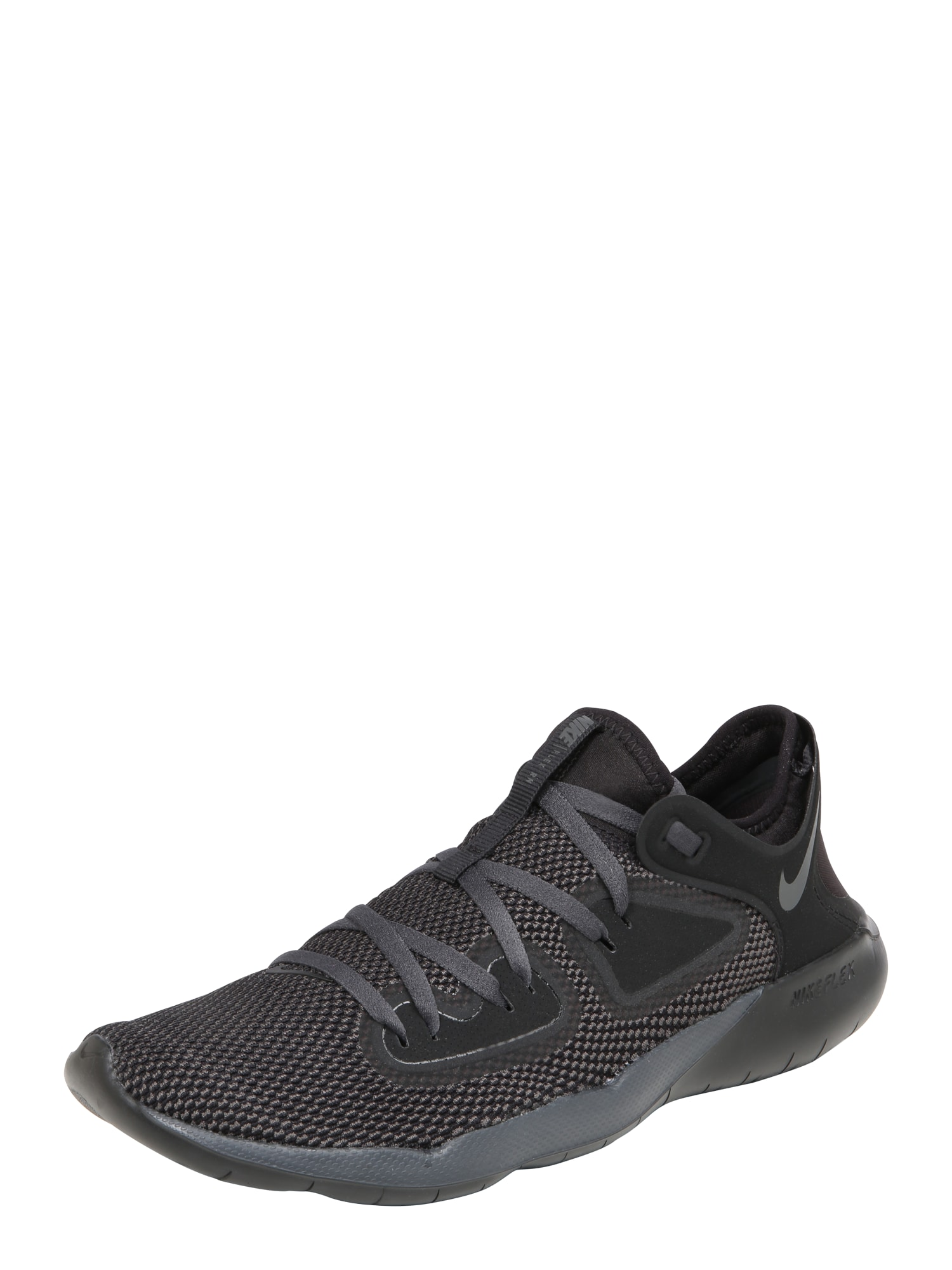 NIKE, Heren Loopschoen 'Nike Flex 2019 RN', zwart
