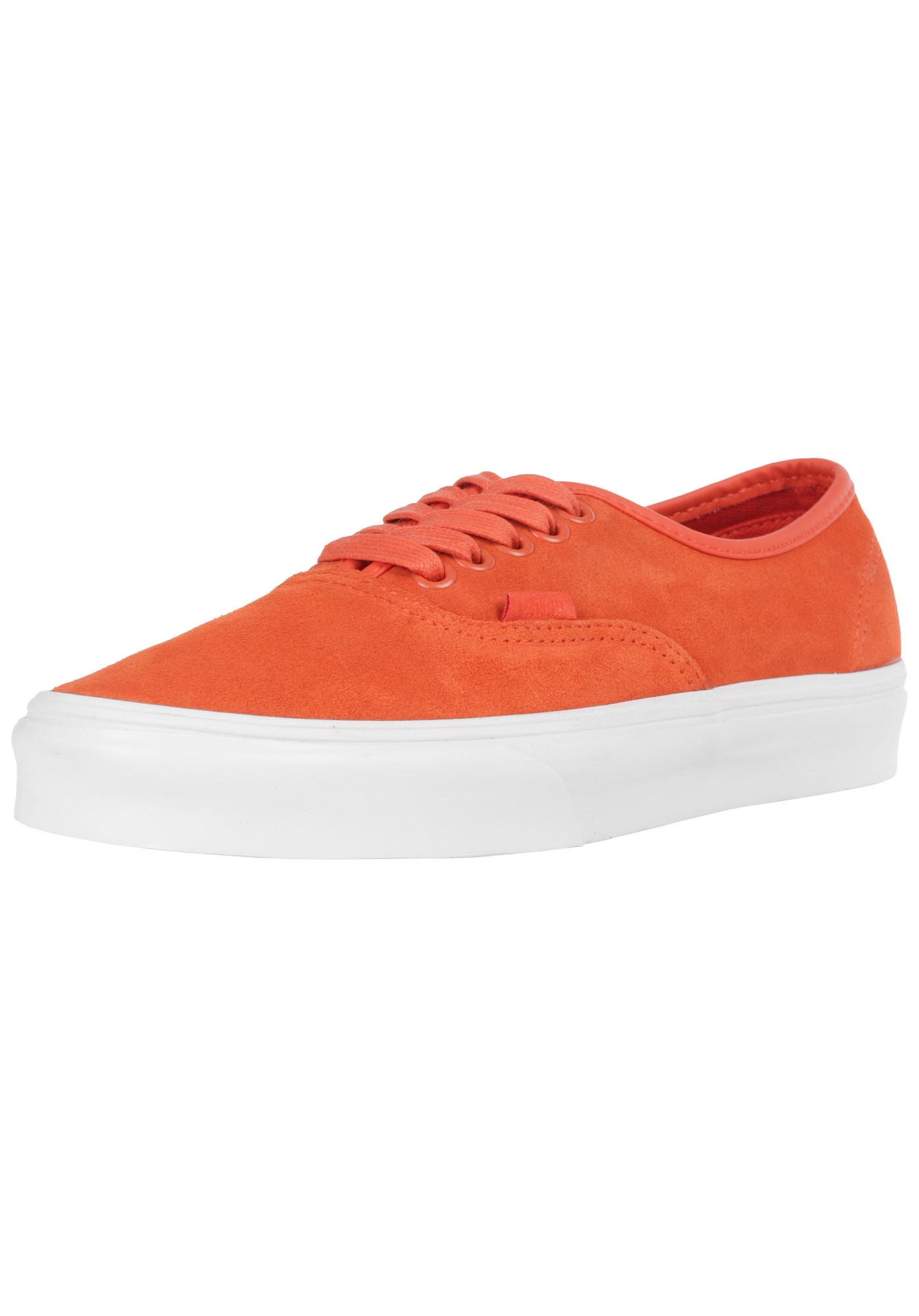 VANS, Heren Sneakers laag 'Authentic', oranjerood