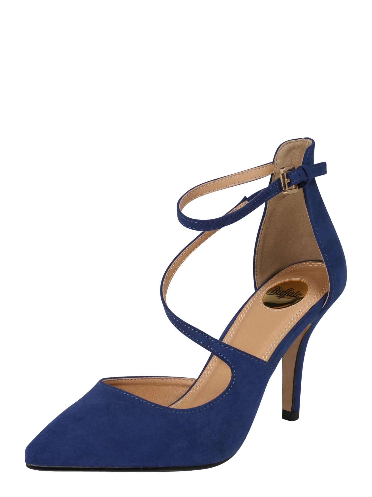 BUFFALO, Dames Slingpumps, navy