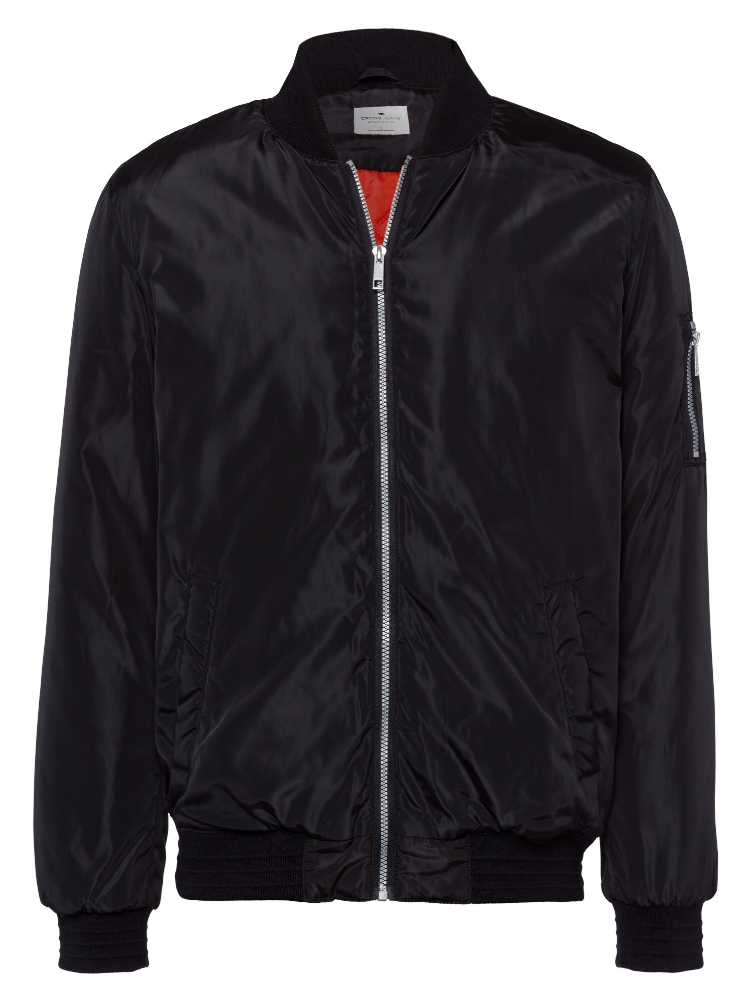 Outdoorjacken '40211' | Sportbekleidung > Sportjacken | Schwarz | cross jeans