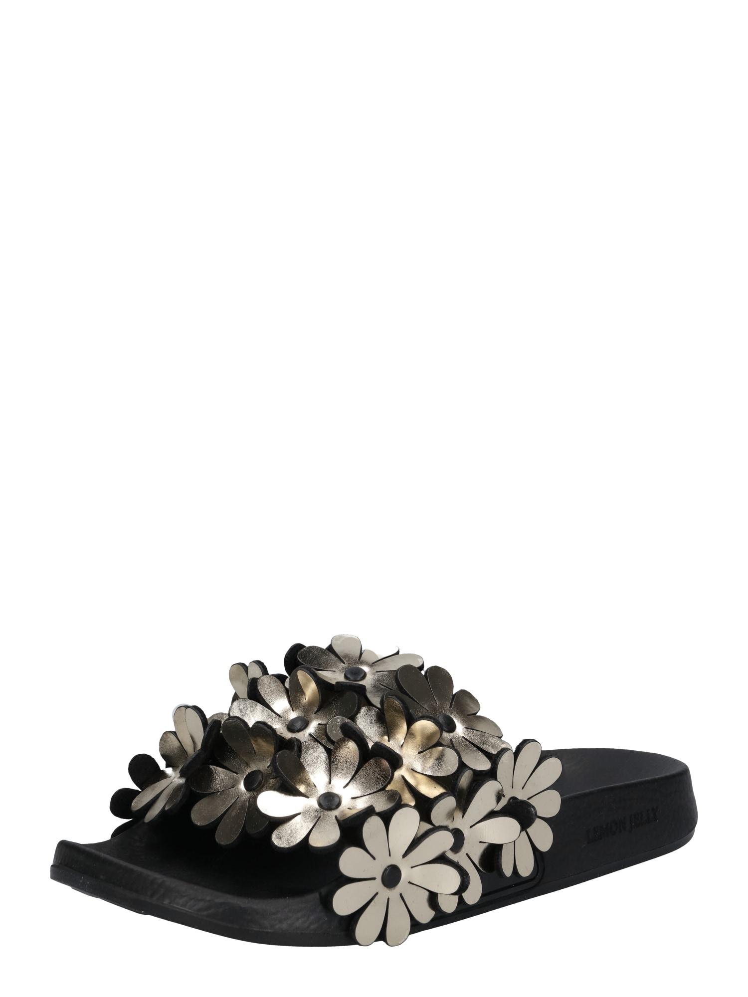 Pantofle SHILOH černá LEMON JELLY