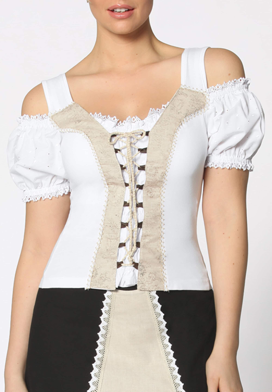 Klederdracht blouse