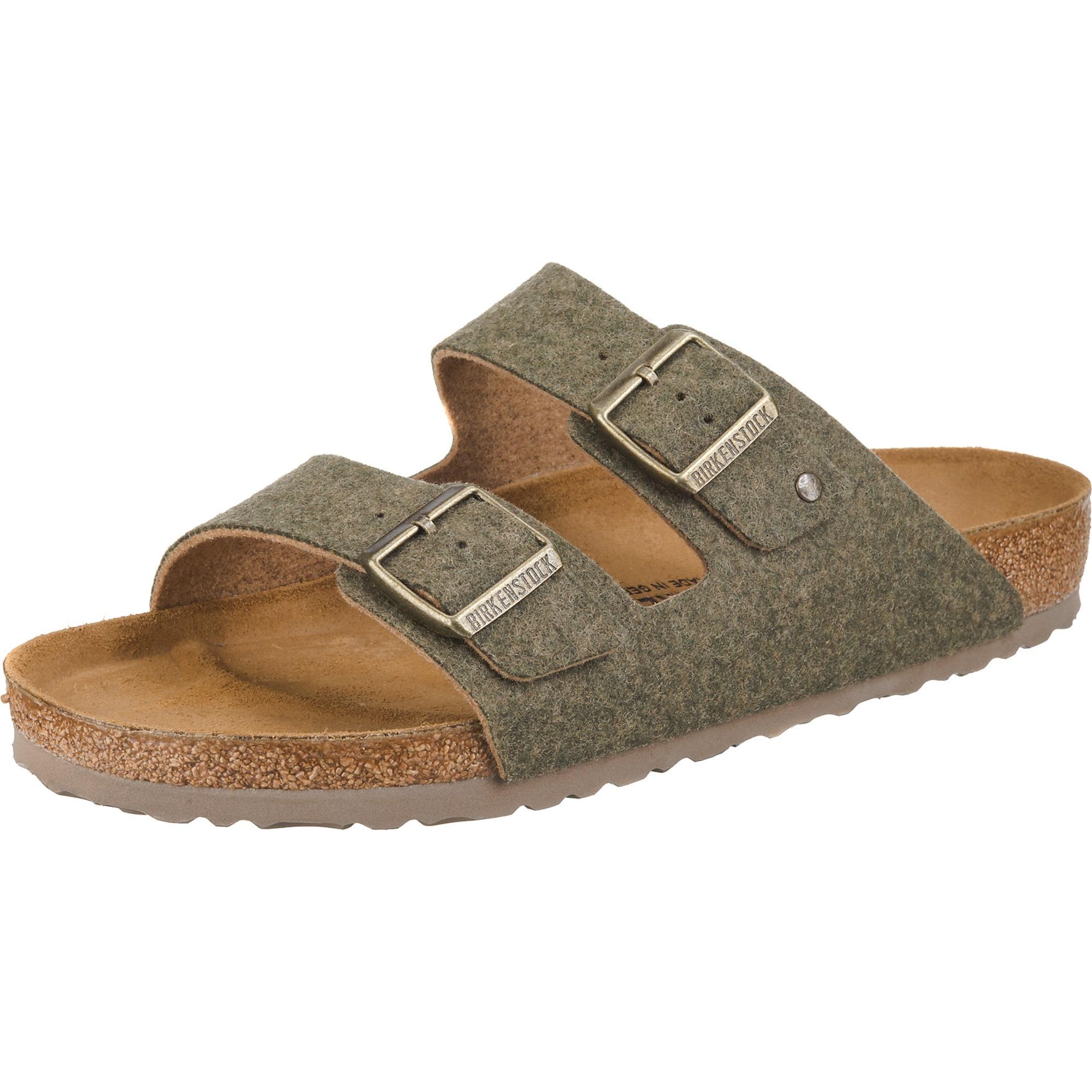 Arizona Pantoletten | Schuhe > Clogs & Pantoletten > Pantoletten | Braun | Birkenstock