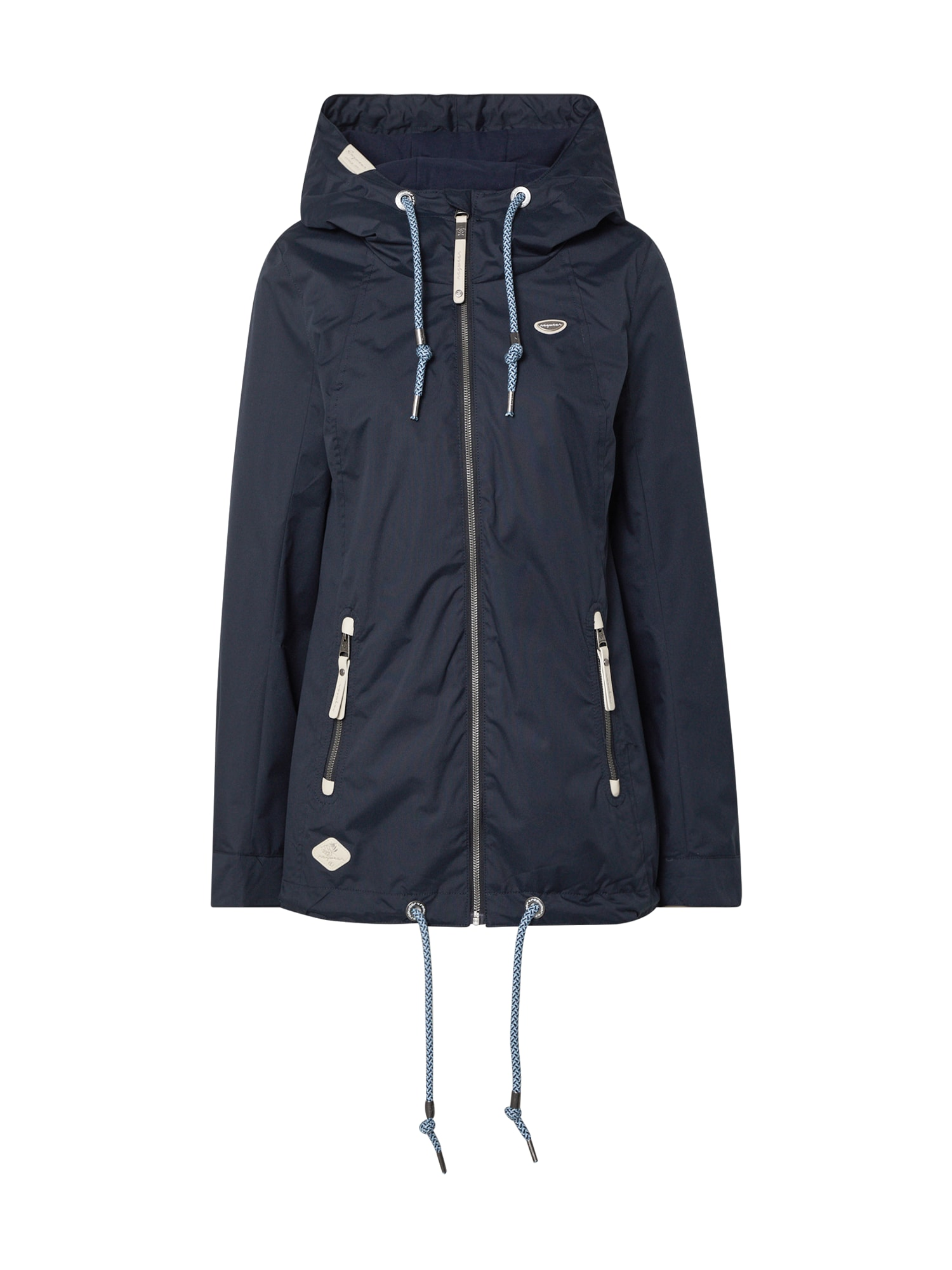 Ragwear Přechodná bunda 'ZUZKA'  námořnická modř