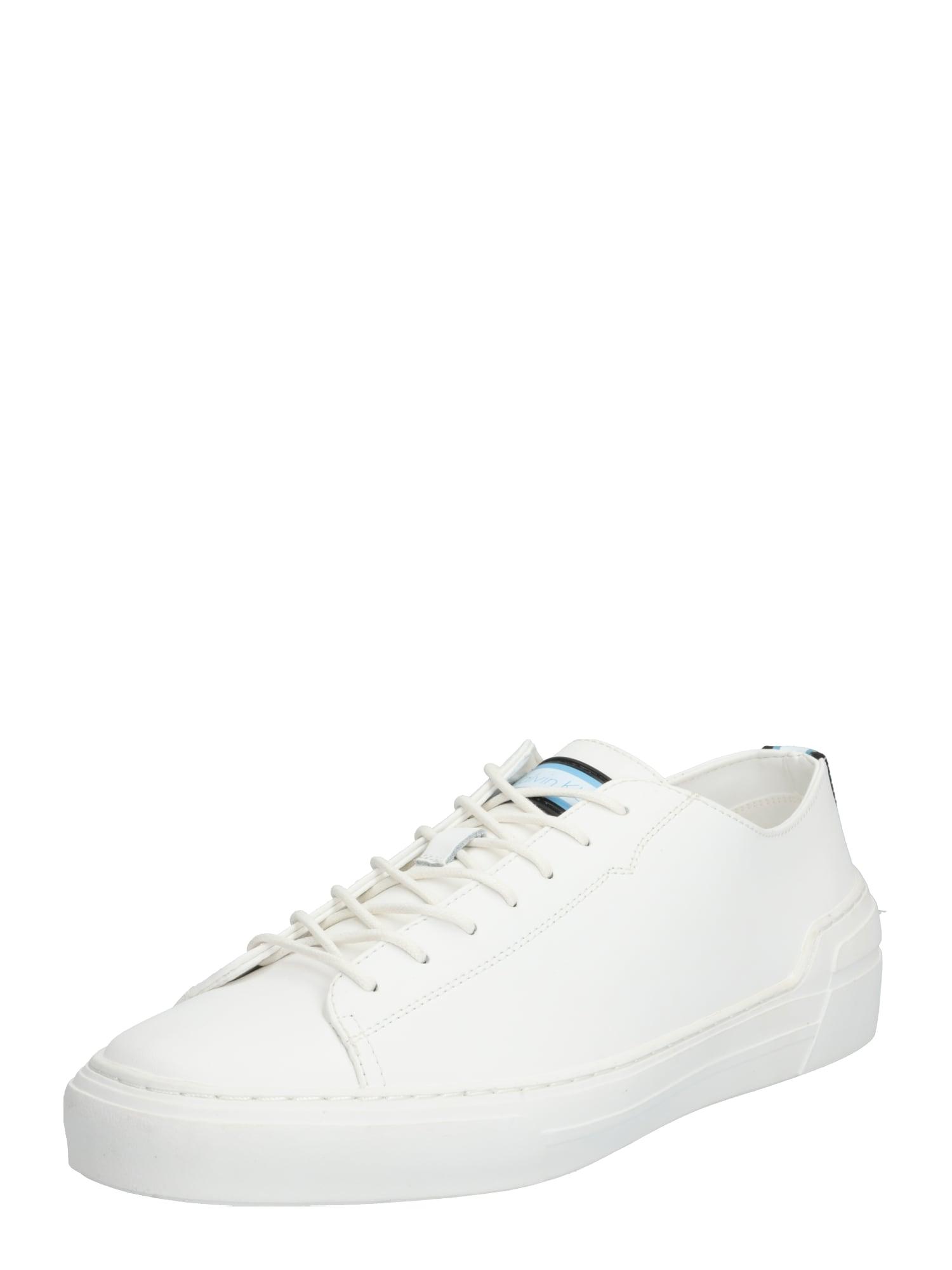 Calvin Klein Nízke tenisky 'OCTAVIAN'  modré / čierna / biela