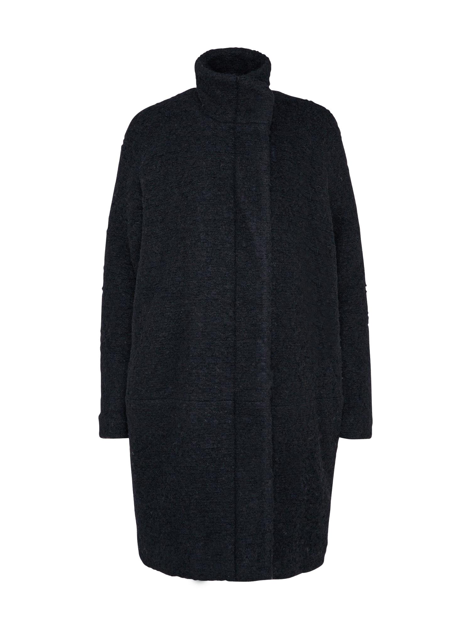 Zimní kabát Hoff 6182 černá Samsoe & Samsoe