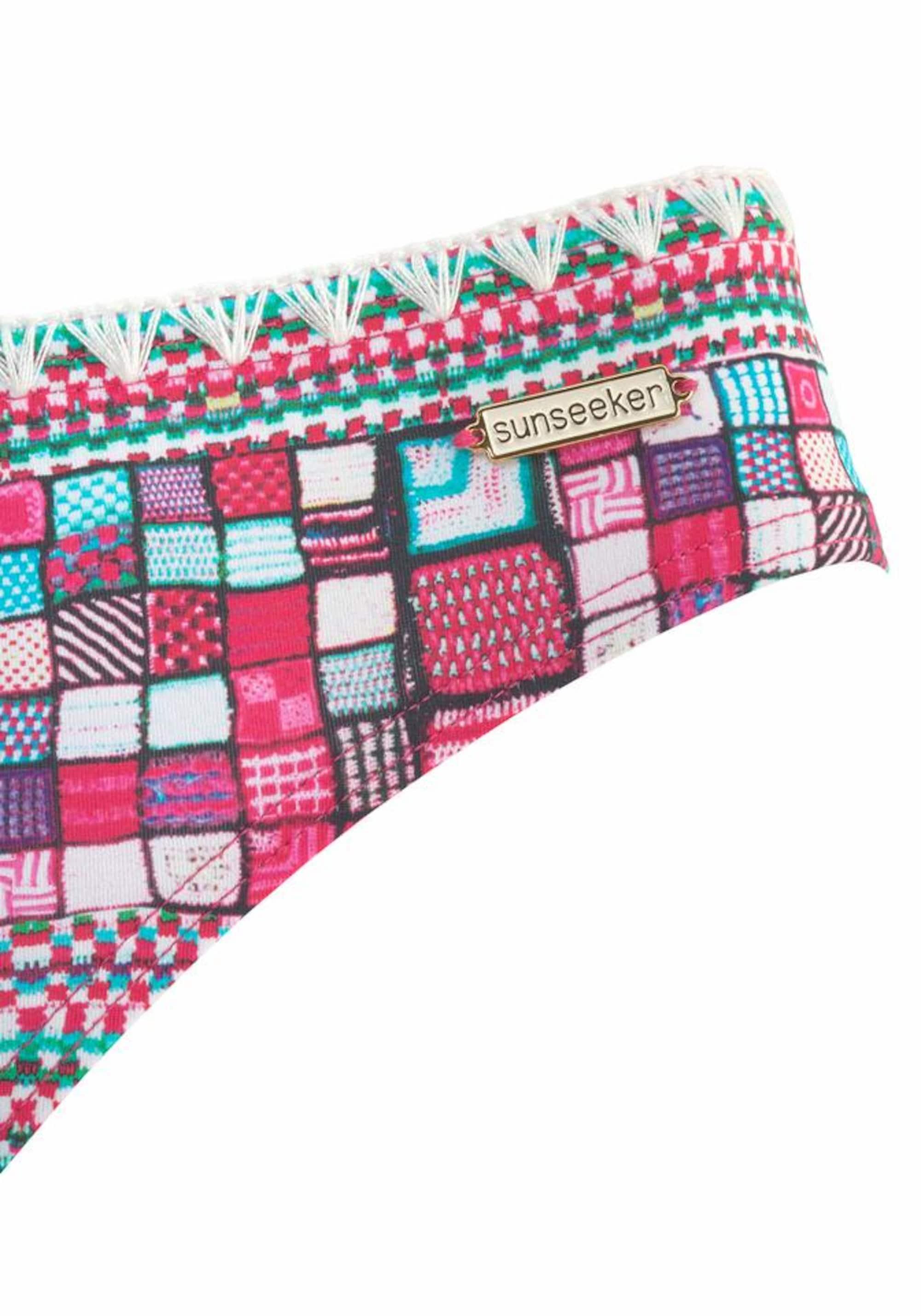 SUNSEEKER Bikini  mieszane kolory / różowy