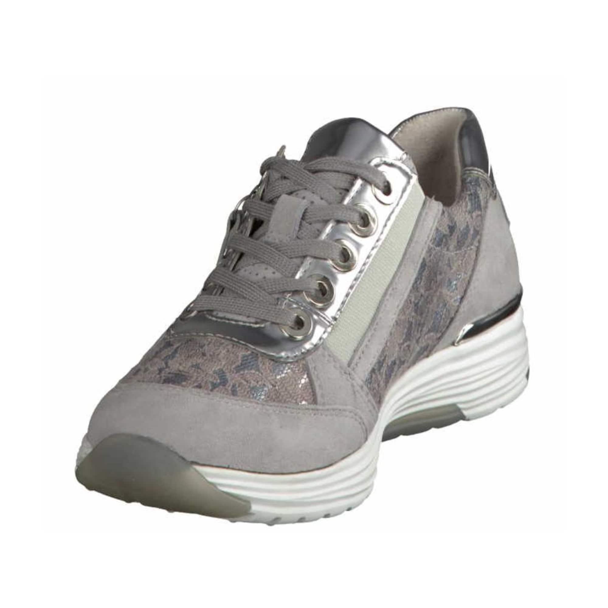 Schnürschuhe | Schuhe > Schnürschuhe | Silbergrau | Gabor