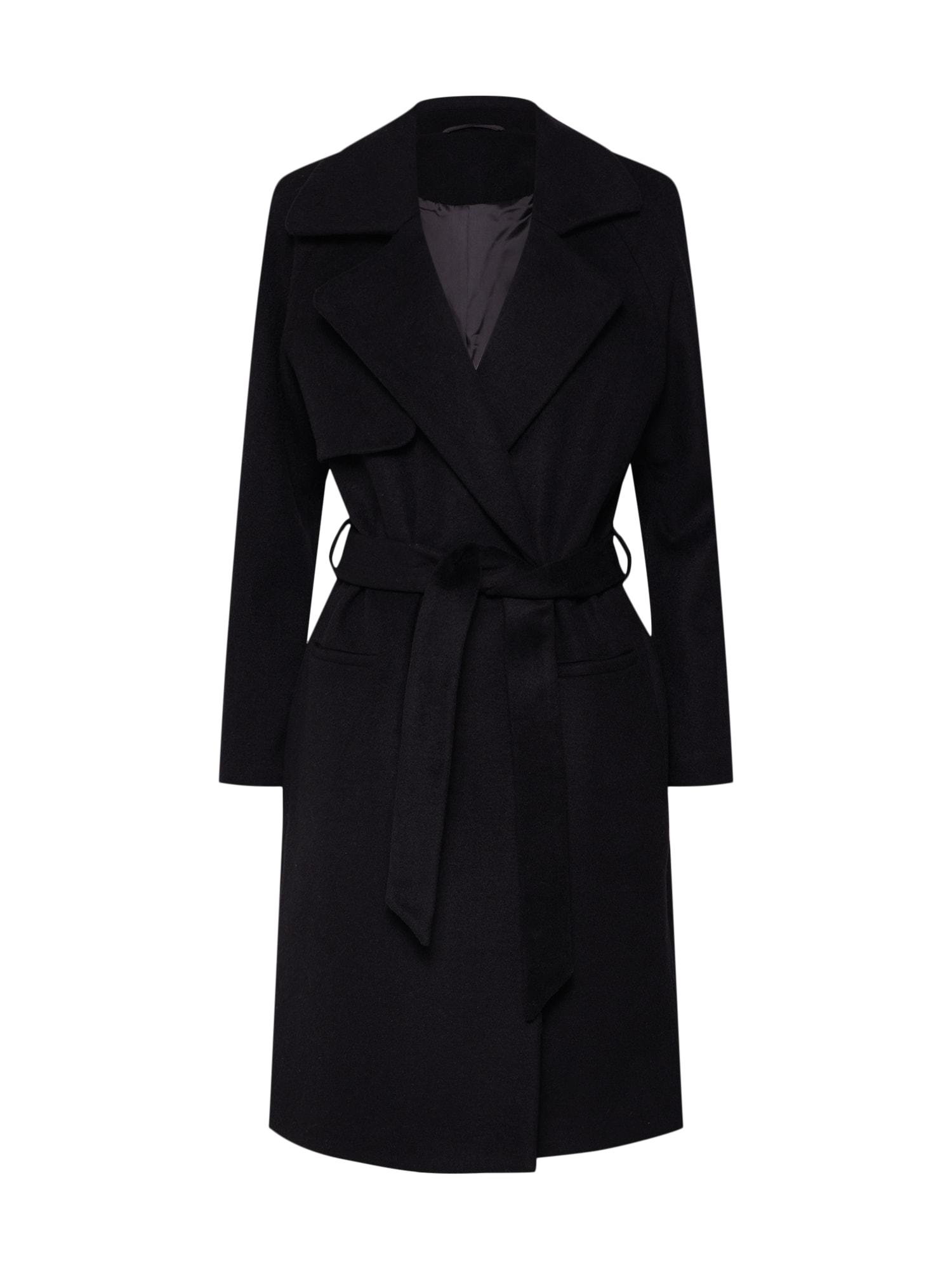 Přechodný kabát 2ND Livia černá 2ND DAY