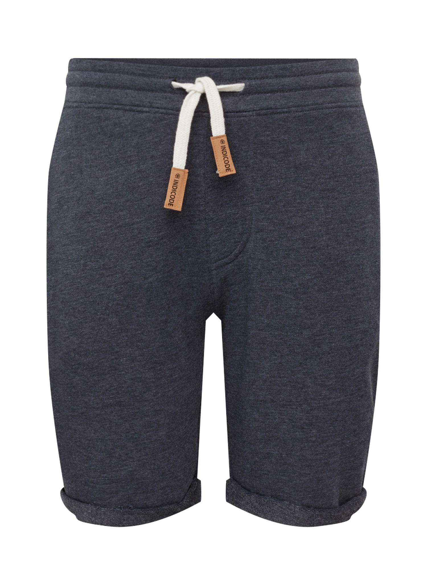 Kalhoty Rion námořnická modř INDICODE JEANS