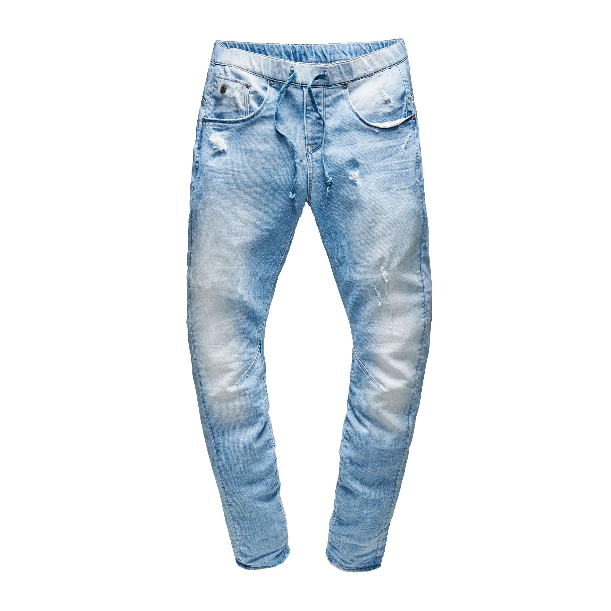 G-STAR RAW Dames Jeans Boyfriend lichtblauw