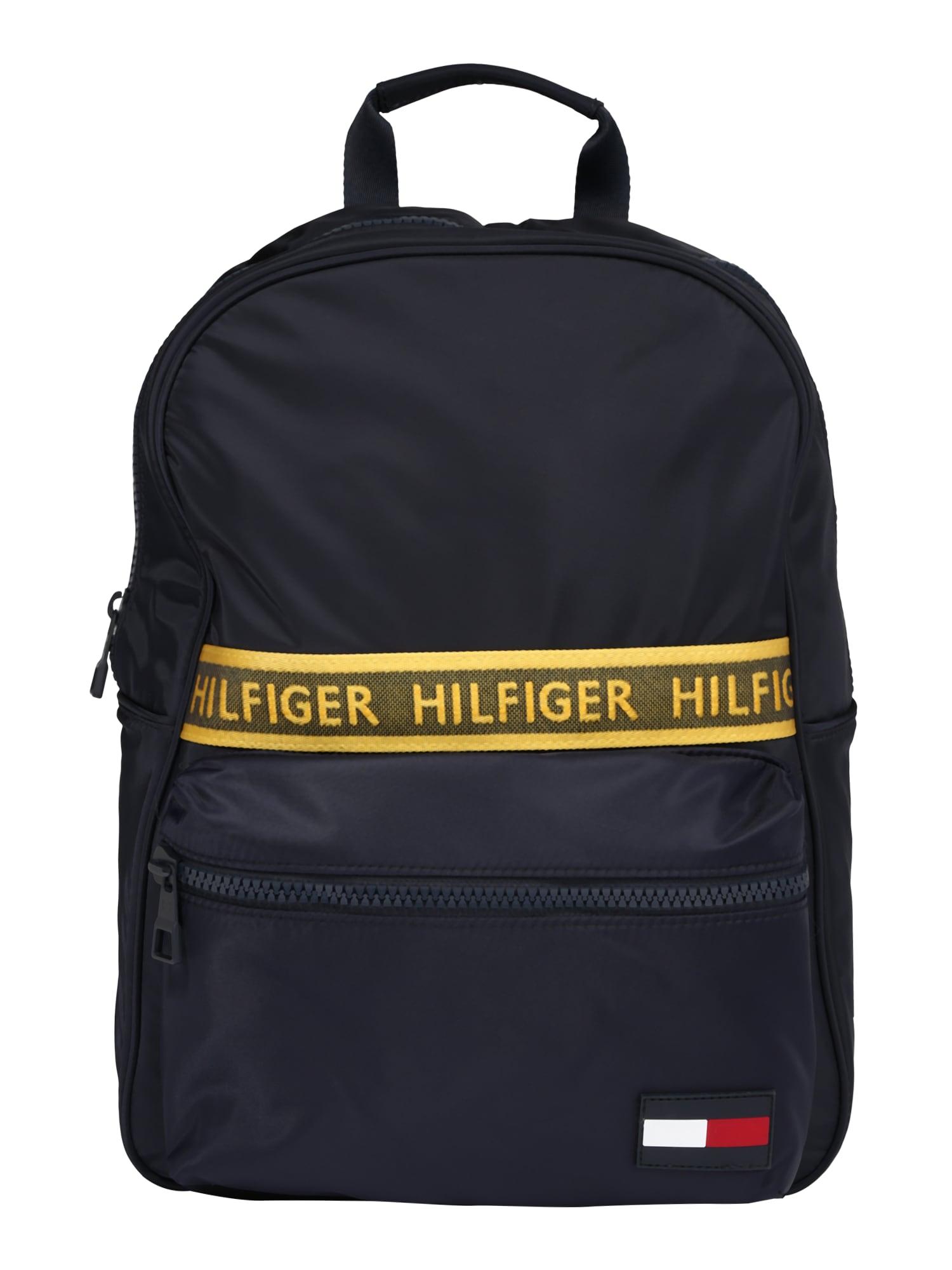 Batoh Sport Mix Backpack Solid tmavě modrá TOMMY HILFIGER