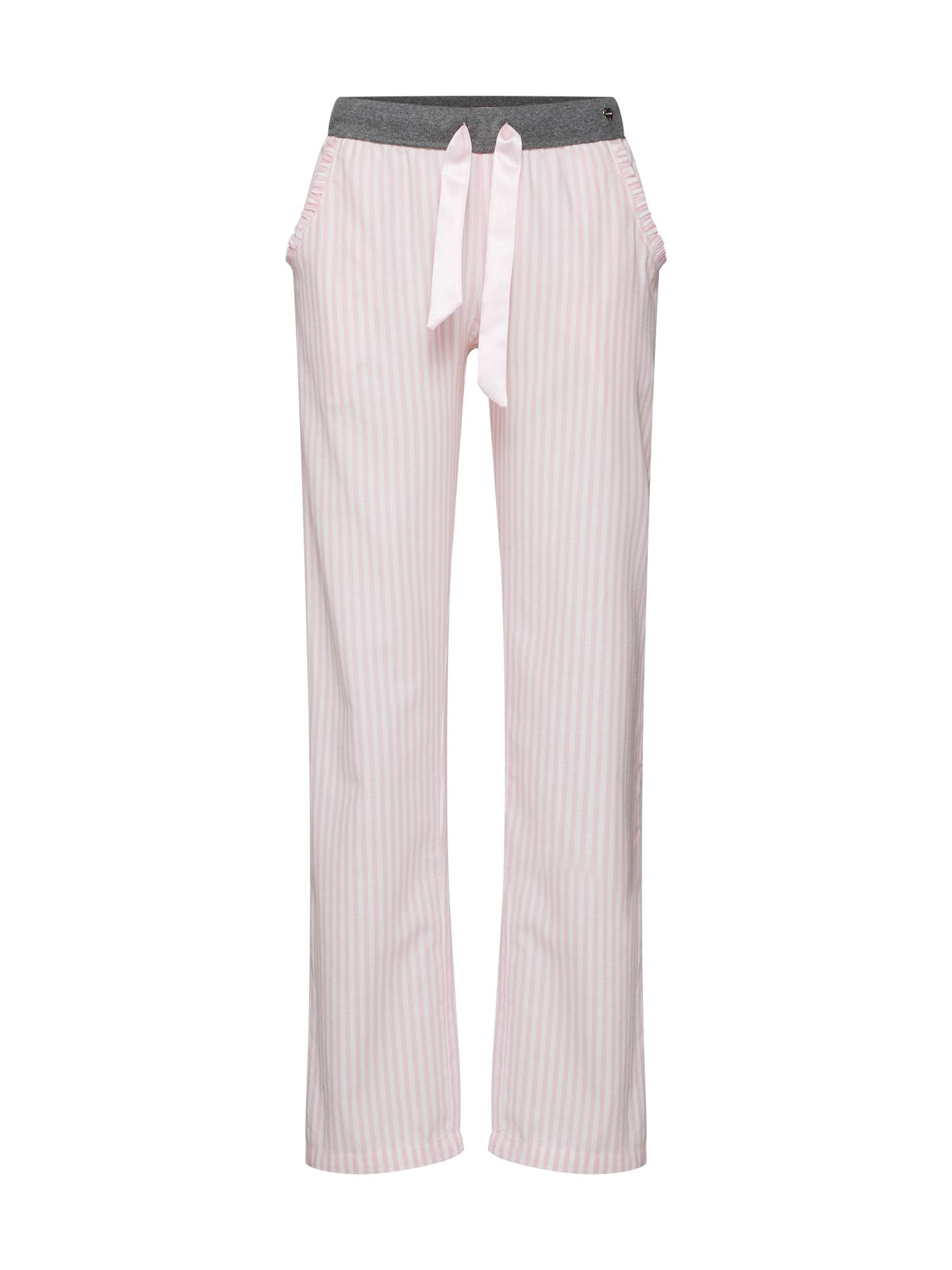 Pyžamové kalhoty CALISTA CAS NW růže ESPRIT