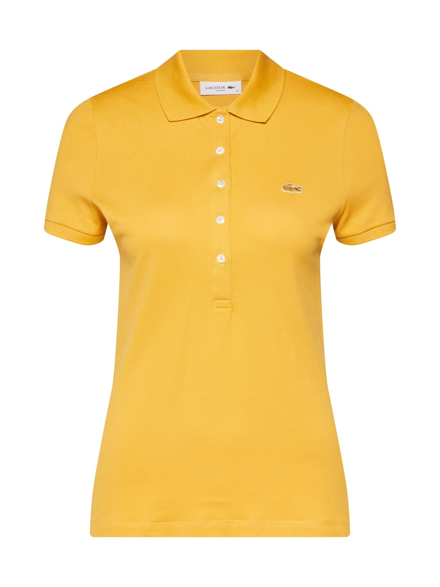 Poloshirt 'CHEMISE COL BORD-COTES MA' | Bekleidung > Shirts > Poloshirts | Lacoste