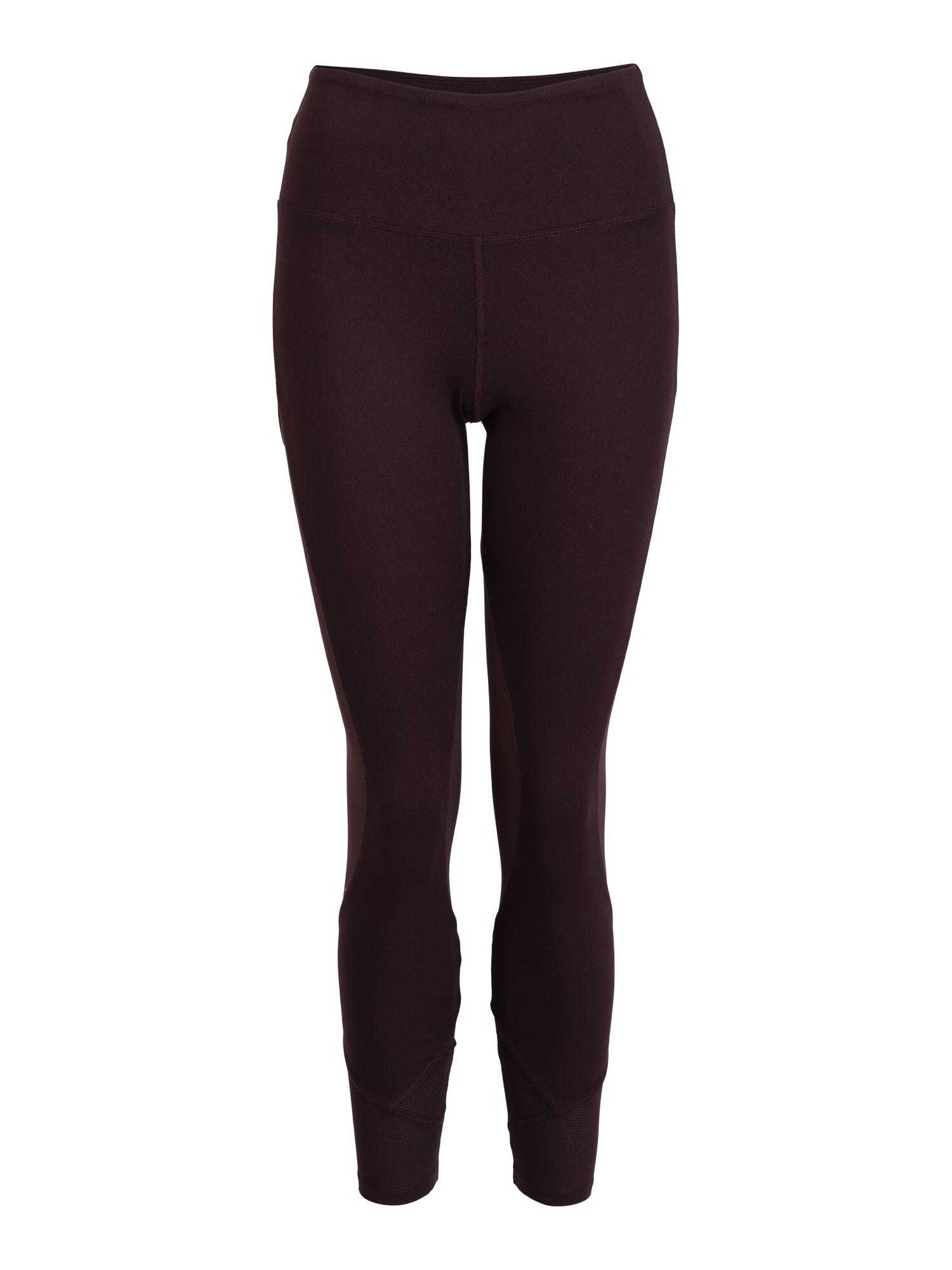 Sportovní kalhoty TRACY tmavě fialová Marika