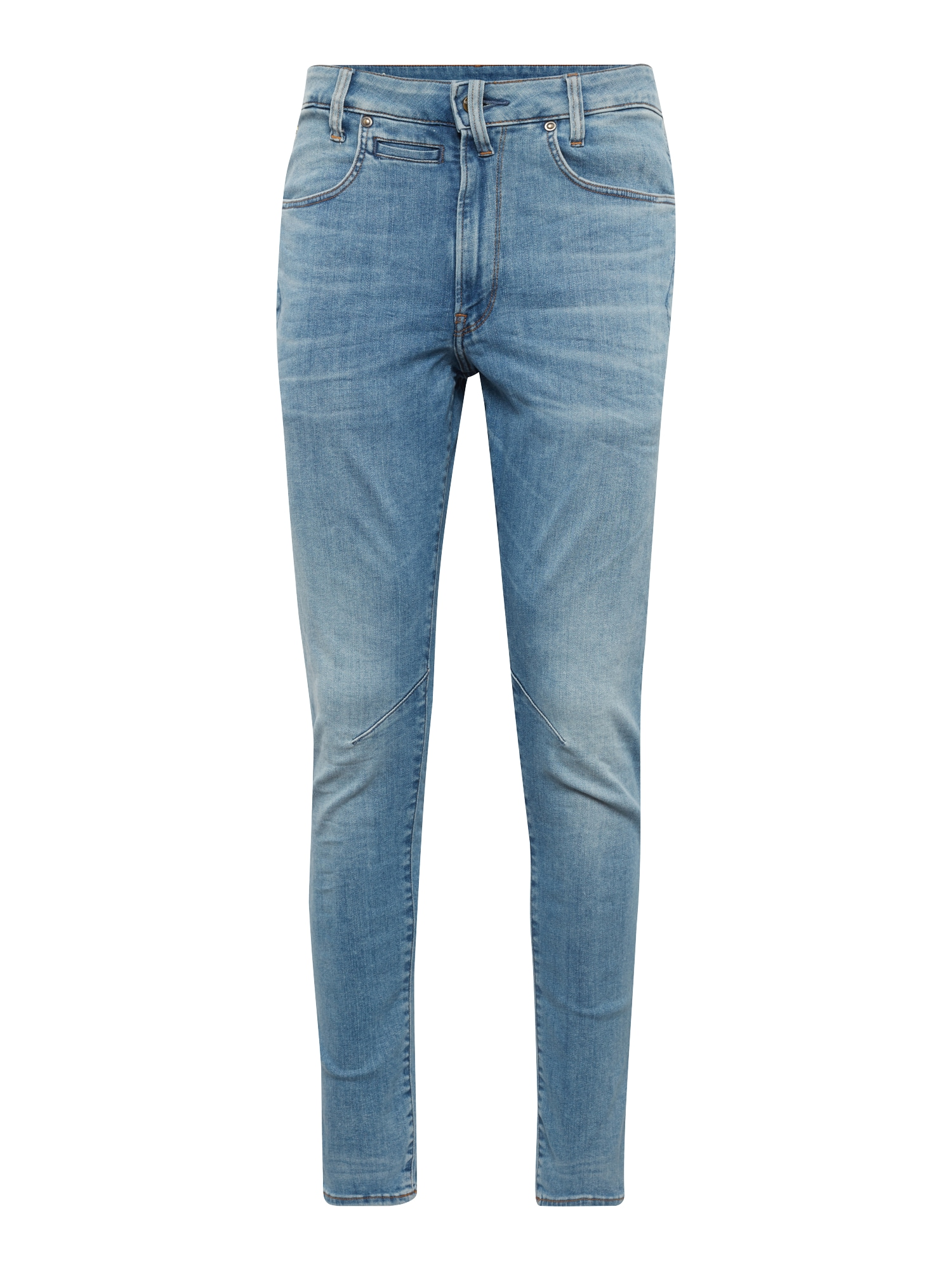 G-STAR RAW Heren Jeans D-Staq 3D Super Slim jeans blue denim