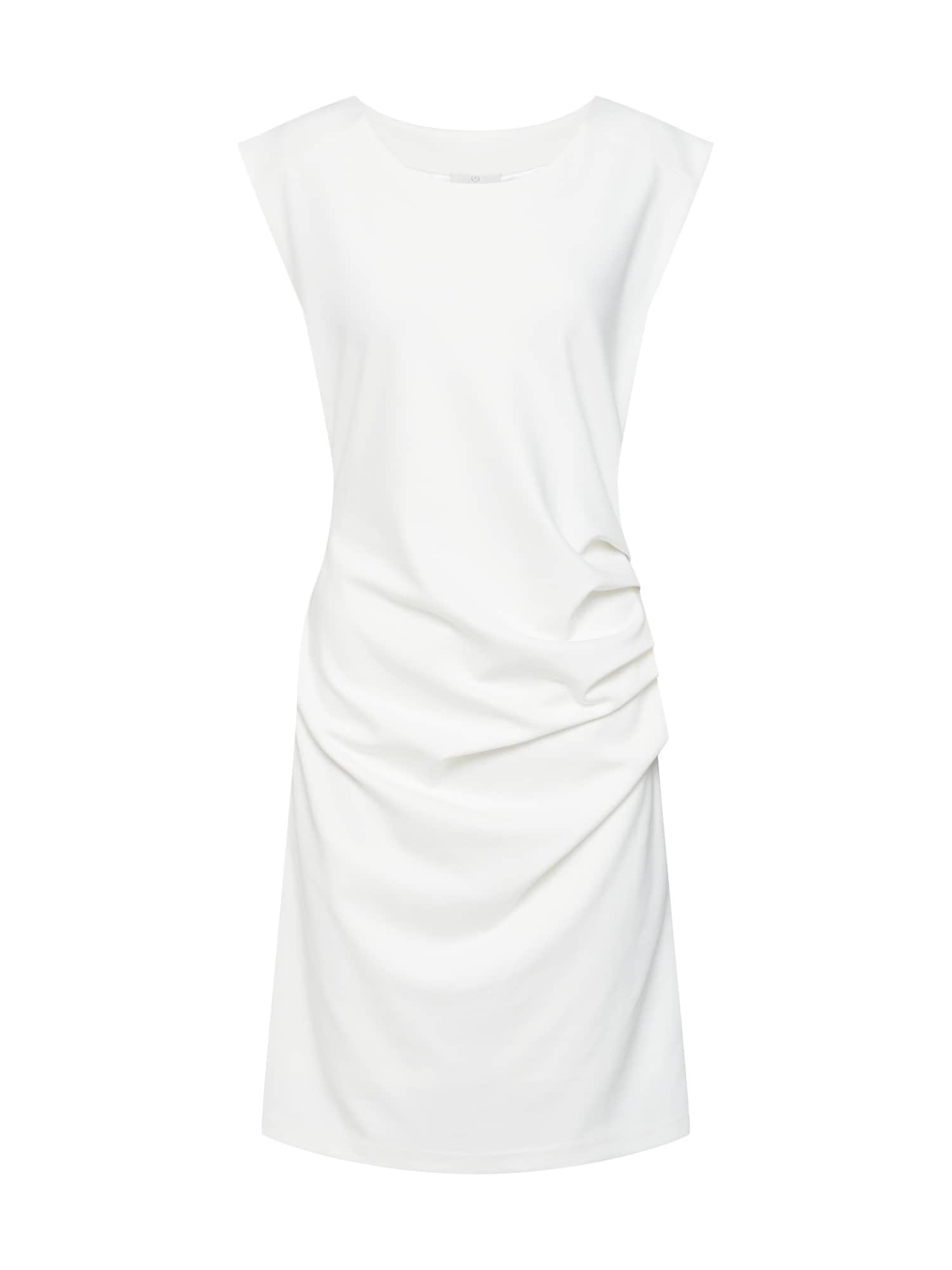 Pouzdrové šaty India Slim krémová Kaffe