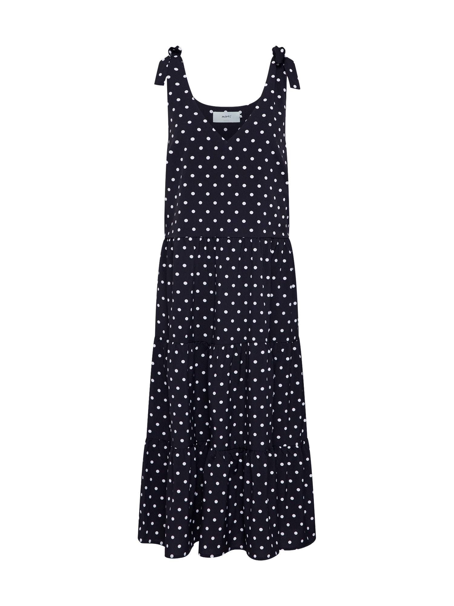 Letní šaty černá Moves
