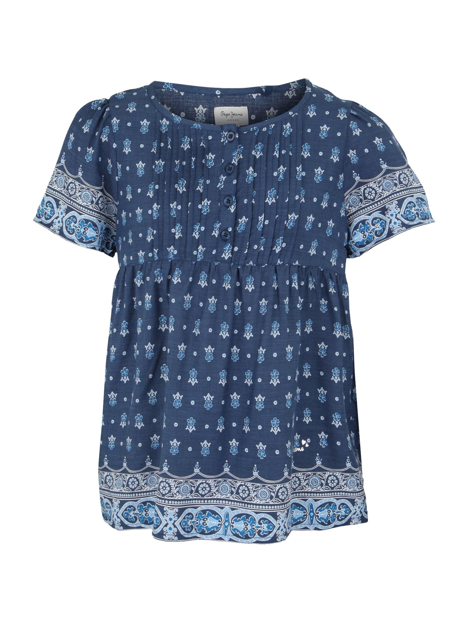 Pepe Jeans Meisjes Shirt KATHERINE JE blauw lichtblauw