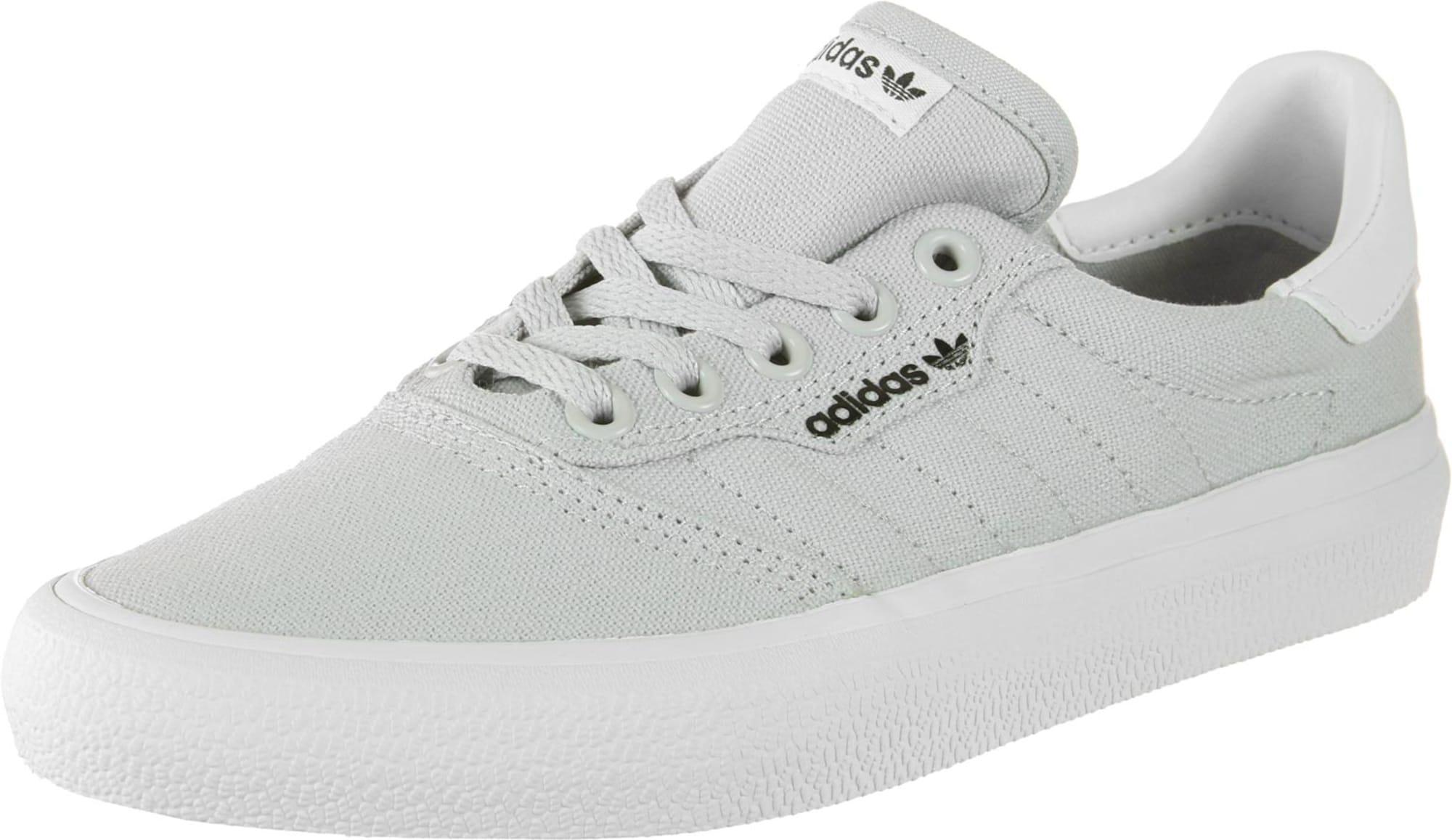ADIDAS ORIGINALS, Dames Sneakers laag '3MC J', grijs / wit