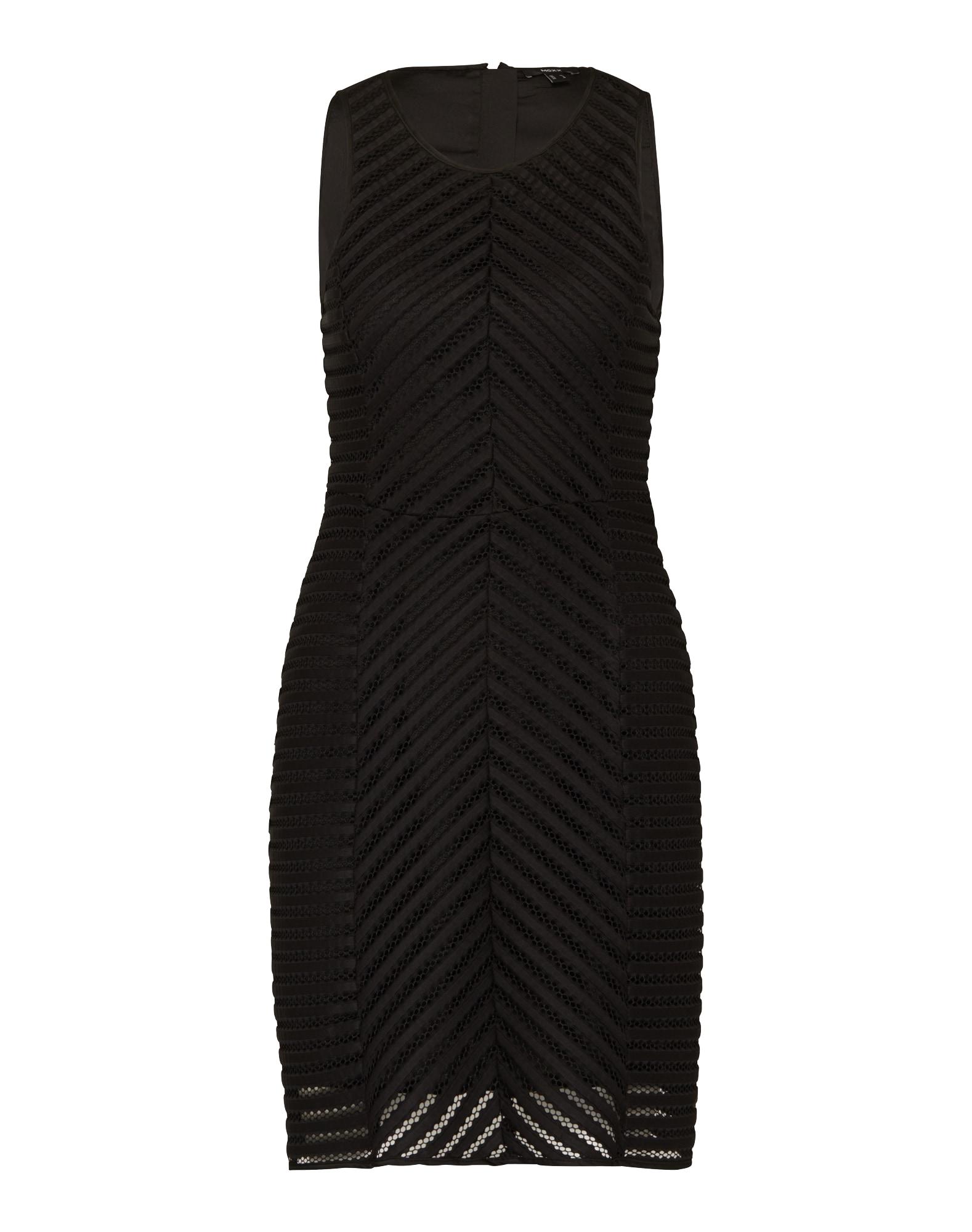 Koktejlové šaty černá MEXX
