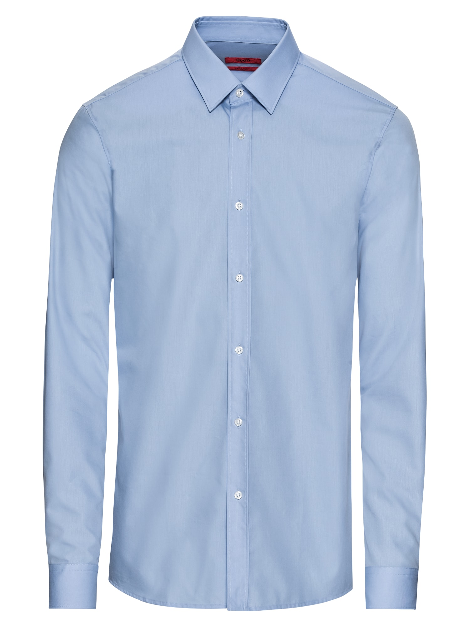 Společenská košile Elisha01 10181991 04 světlemodrá HUGO