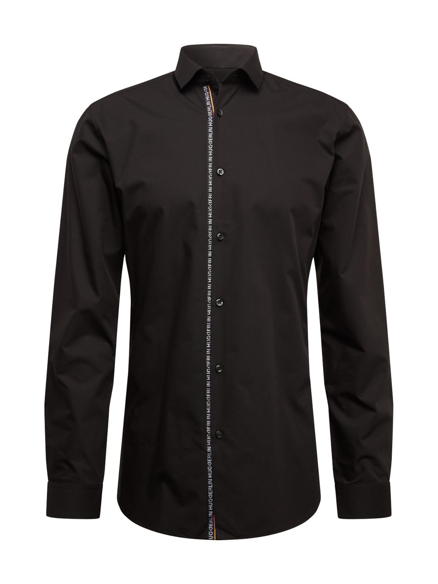 HUGO Košile 'Erondo'  černá