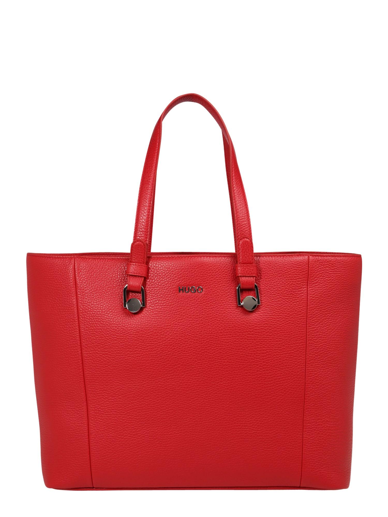 Nákupní taška červená HUGO