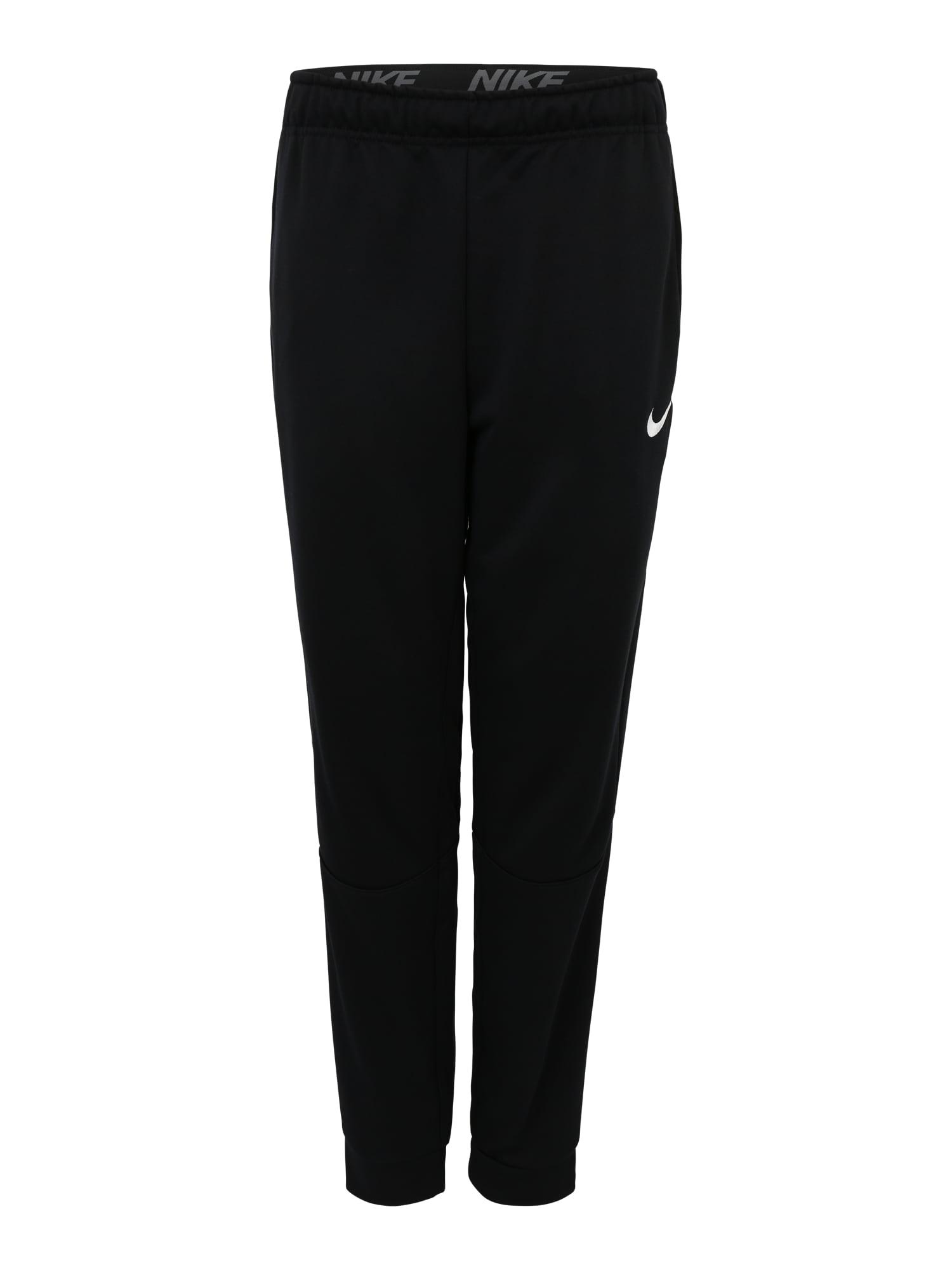 Sportovní kalhoty černá NIKE