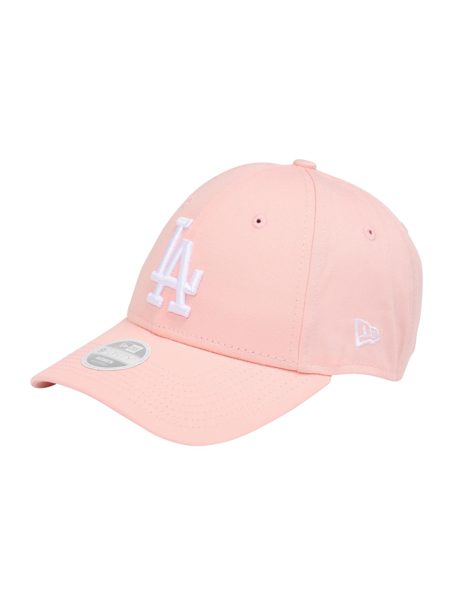 Čepice růžová bílá NEW ERA