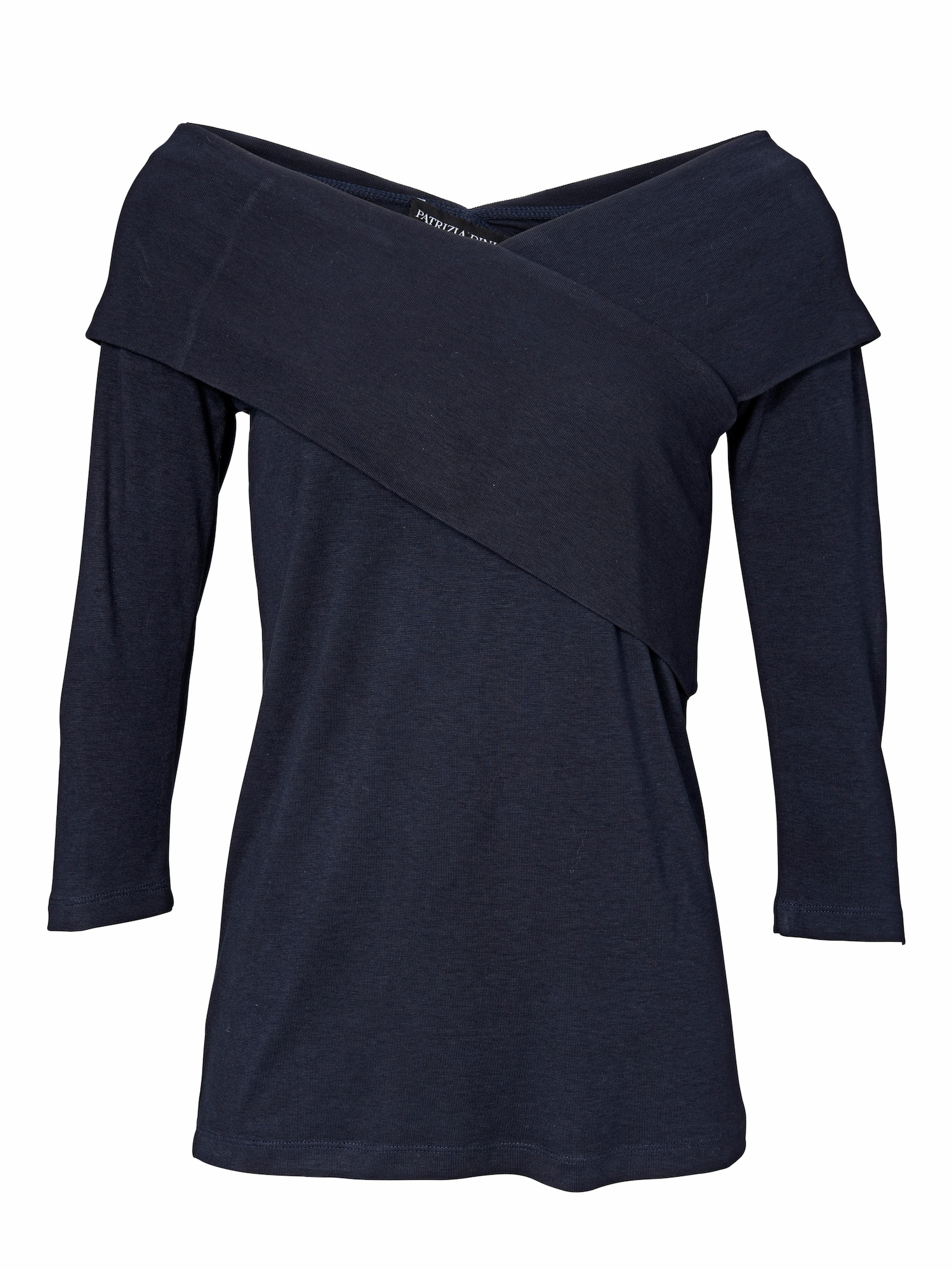 Wickelshirt 3/4-Arm | Bekleidung > Shirts > Wickelshirts | heine