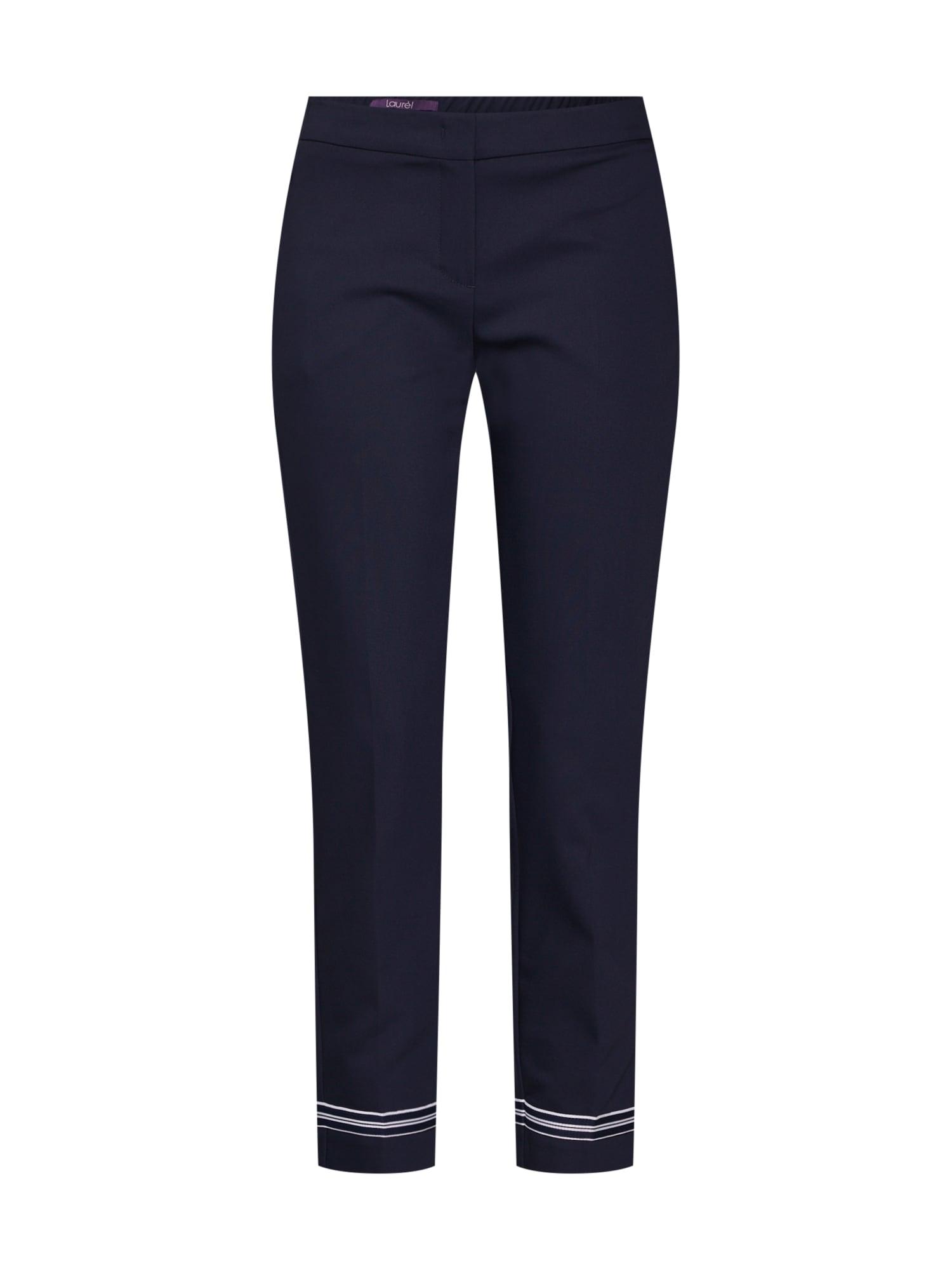 Kalhoty 82017 černá LAUREL