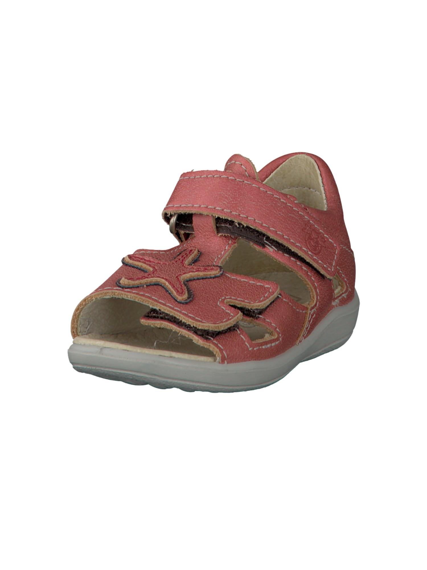 Sandály Holly pastelově červená Pepino