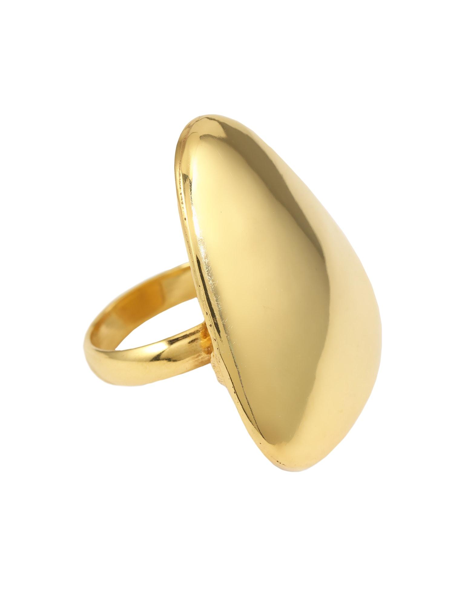 EDITED, Dames Ring 'Georgina', goud