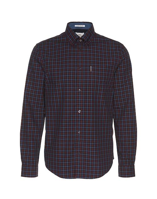 Hemd ´LS Mid Scale House Gingham Check´
