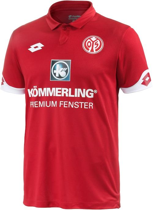 Fußballtrikot 1. FSV Mainz 05 16/17 Heim