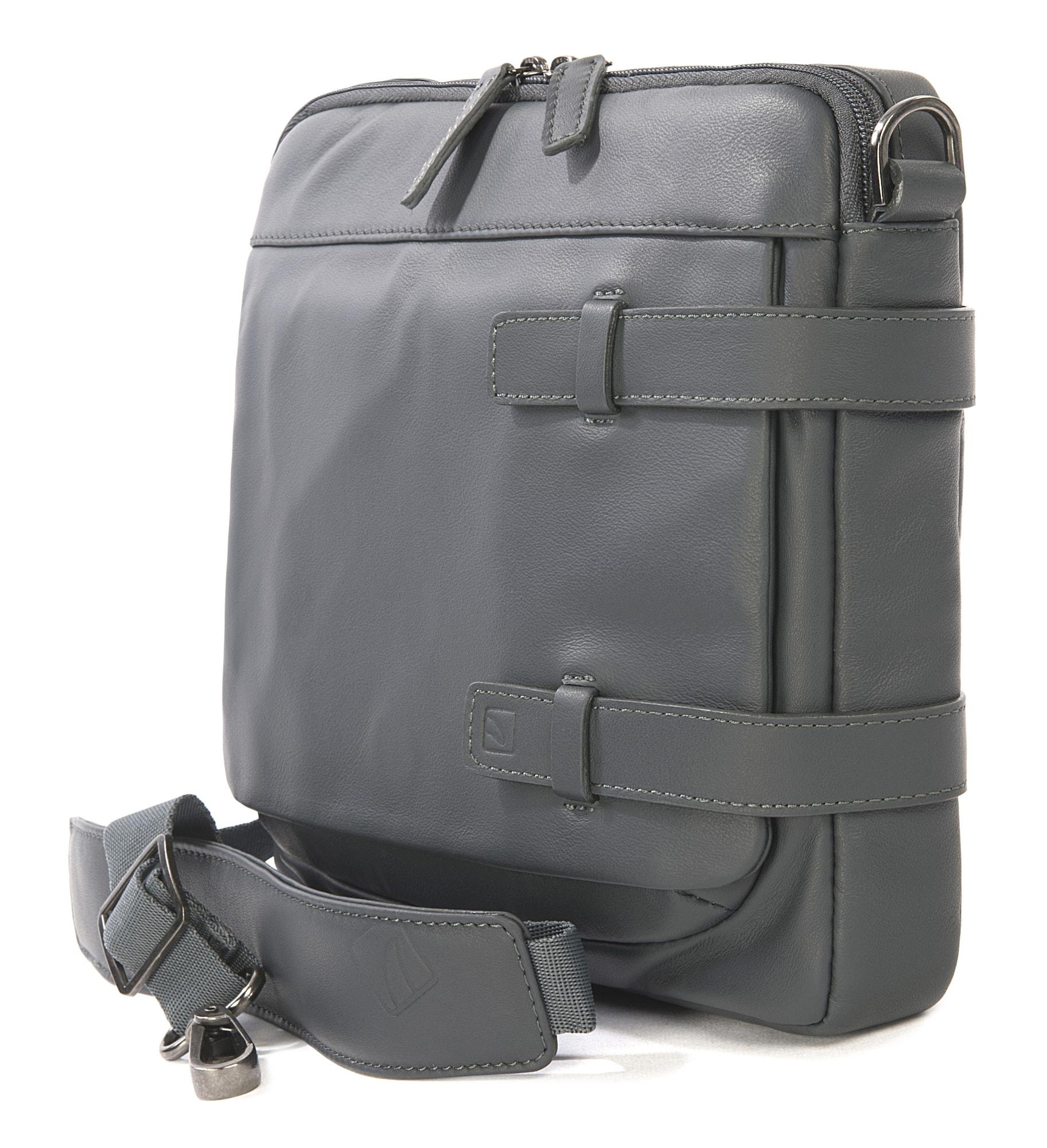 tucano - Aktentasche Leather shoulder bag