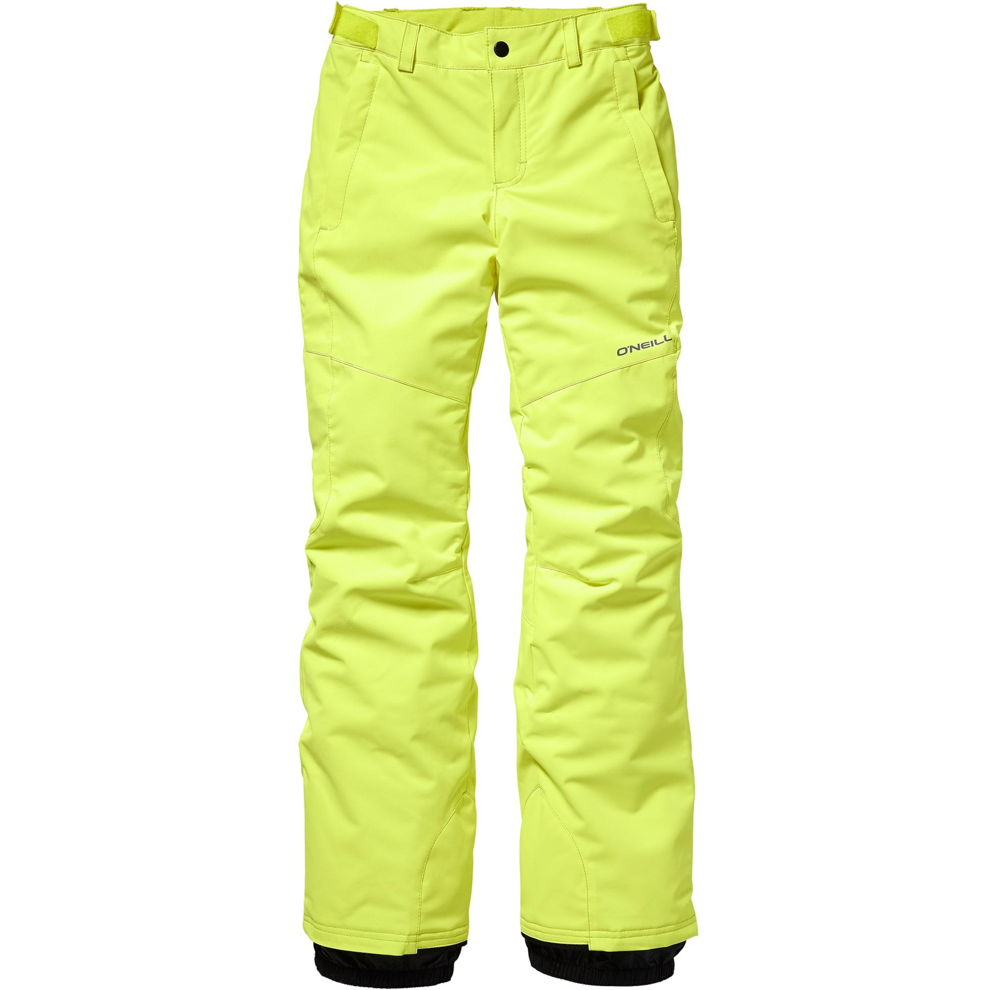 ONEILL Outdoorové kalhoty PG CHARM PANTS limone O'NEILL