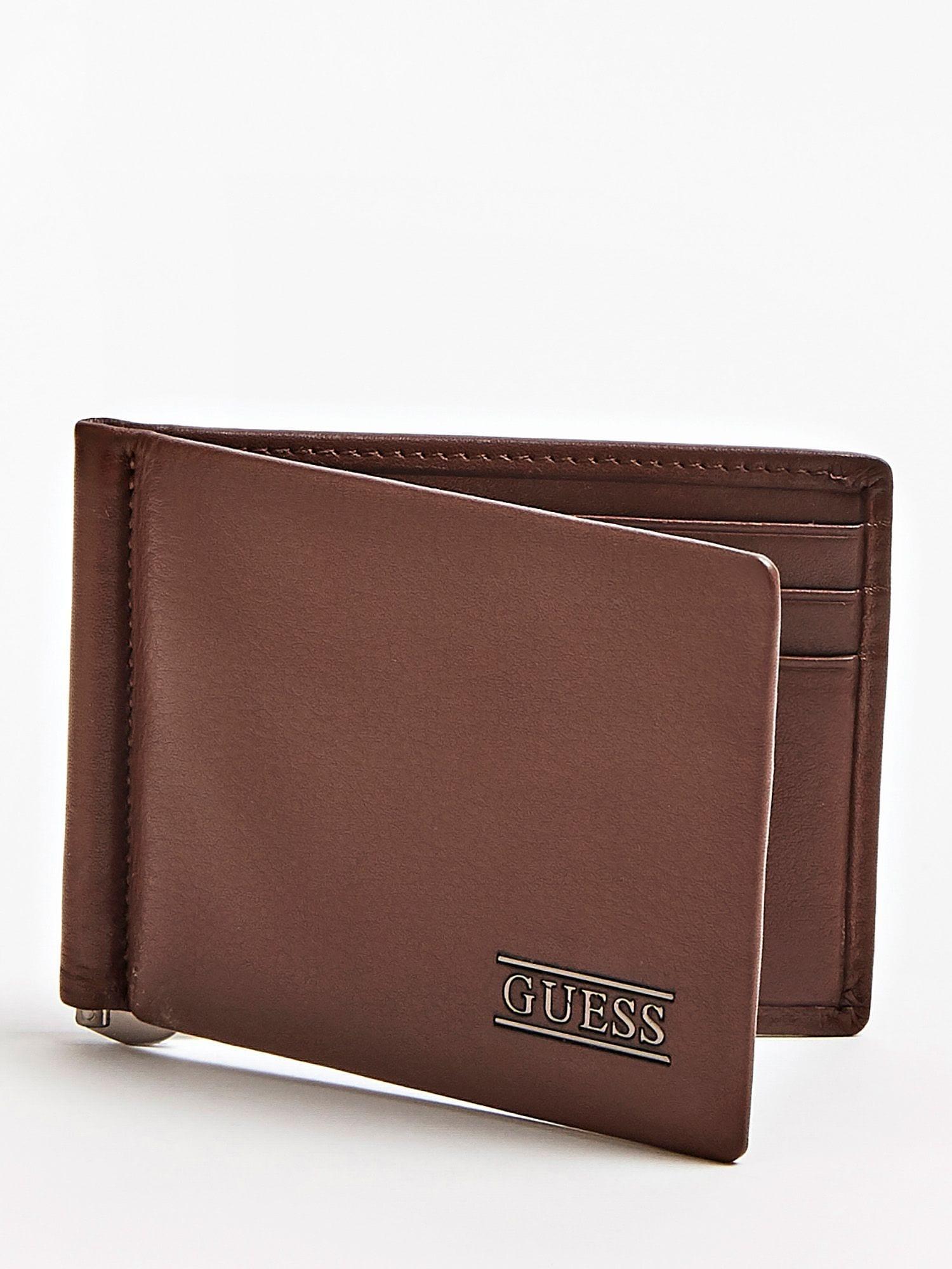 Portemonnaie 'New Boston' | Accessoires > Portemonnaies > Sonstige Portemonnaies | Guess
