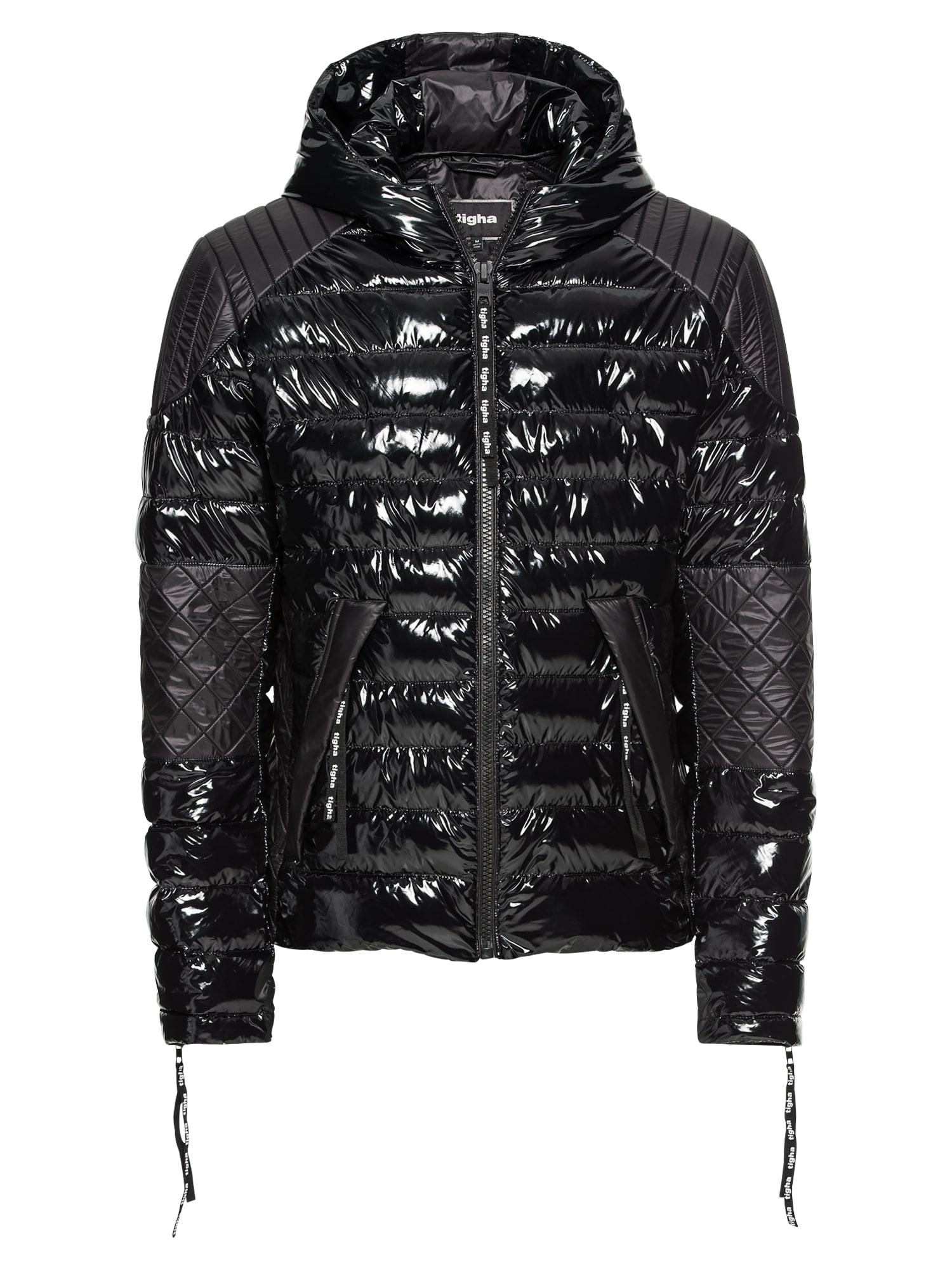 Zimní bunda Dillon černá Tigha